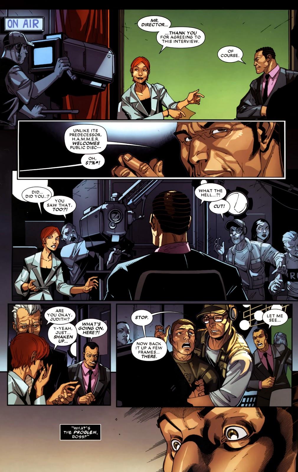 Read online Deadpool (2008) comic -  Issue #10 - 5