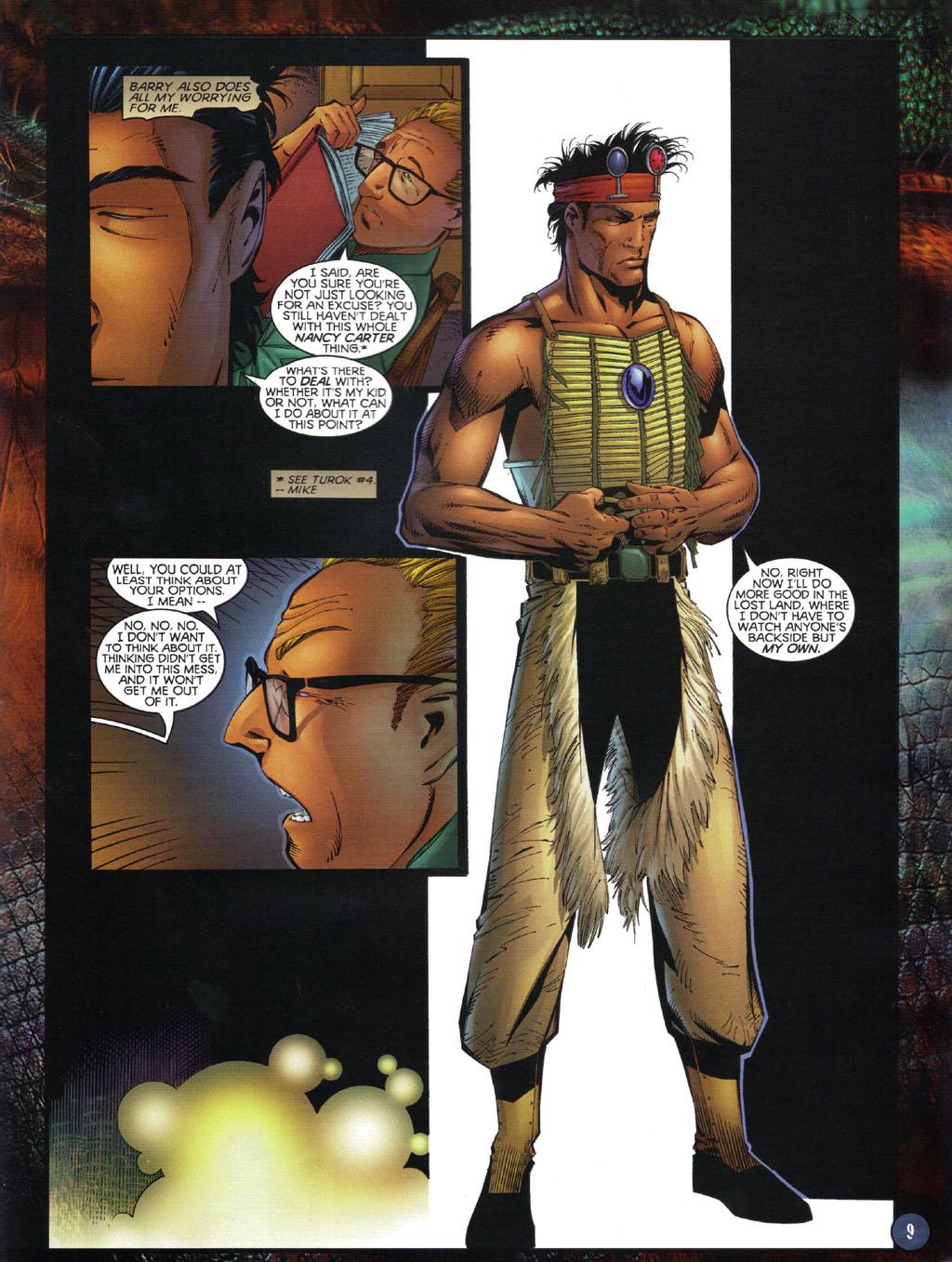 Read online Turok 2: Adon's Curse comic -  Issue # Full - 10