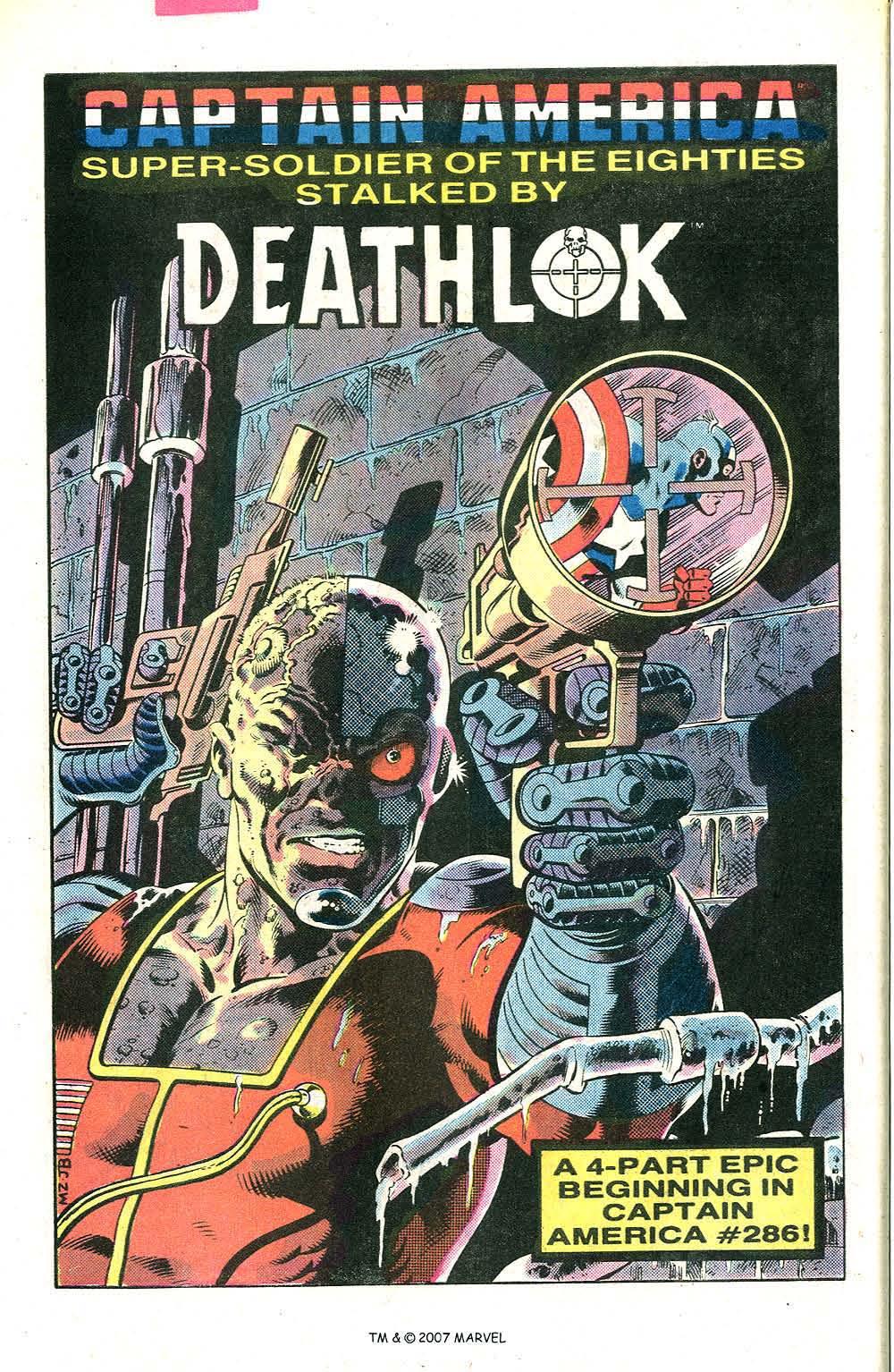 Read online Captain America (1968) comic -  Issue # _Annual 7 - 50