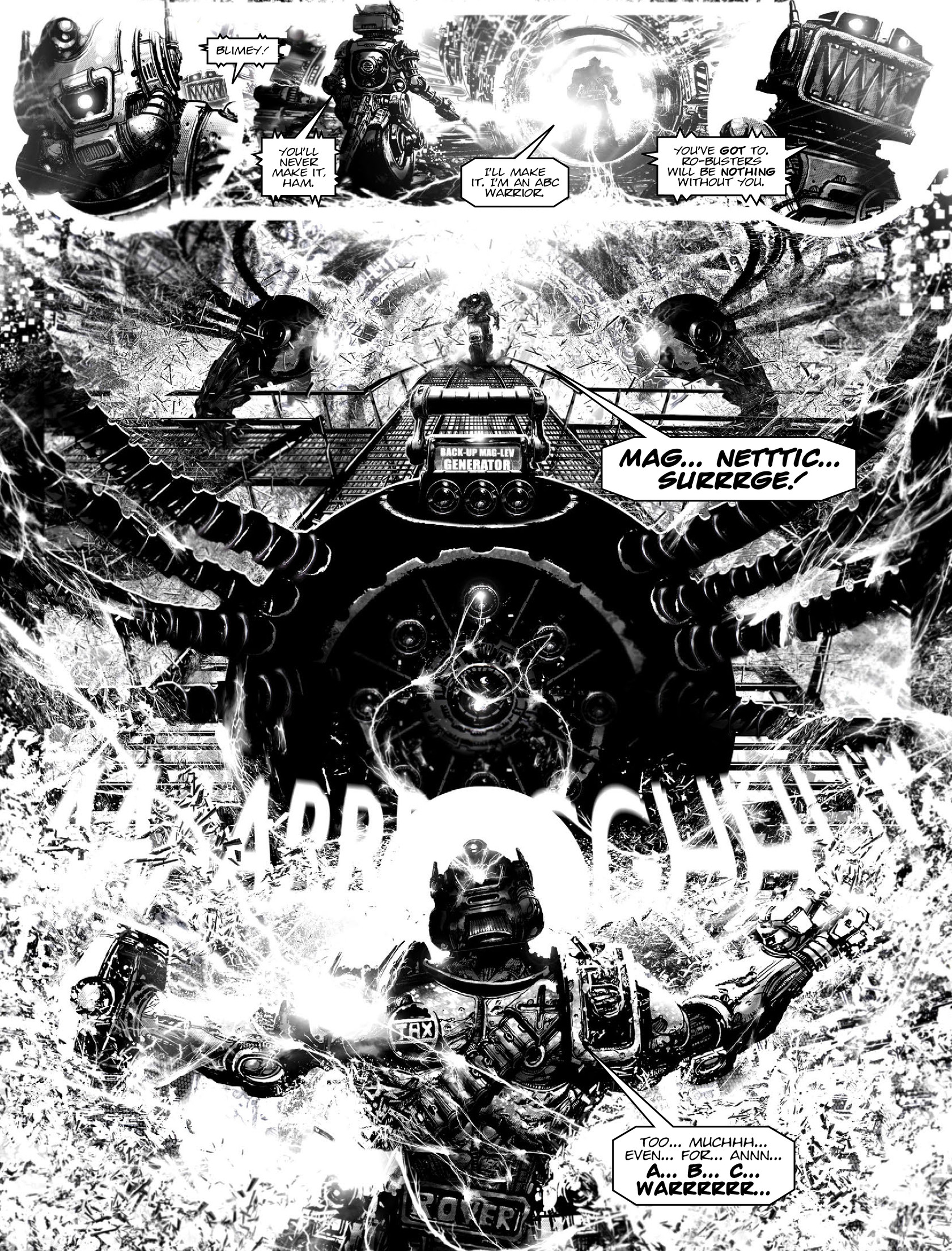 Read online 2000 AD comic -  Issue #1962 - 18