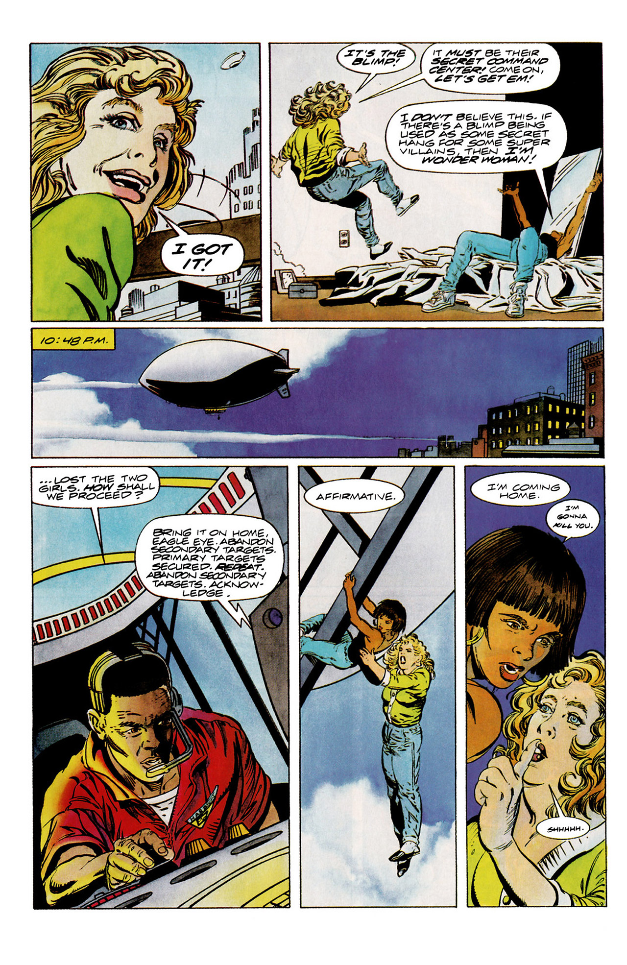 Read online Harbinger (1992) comic -  Issue #11 - 11