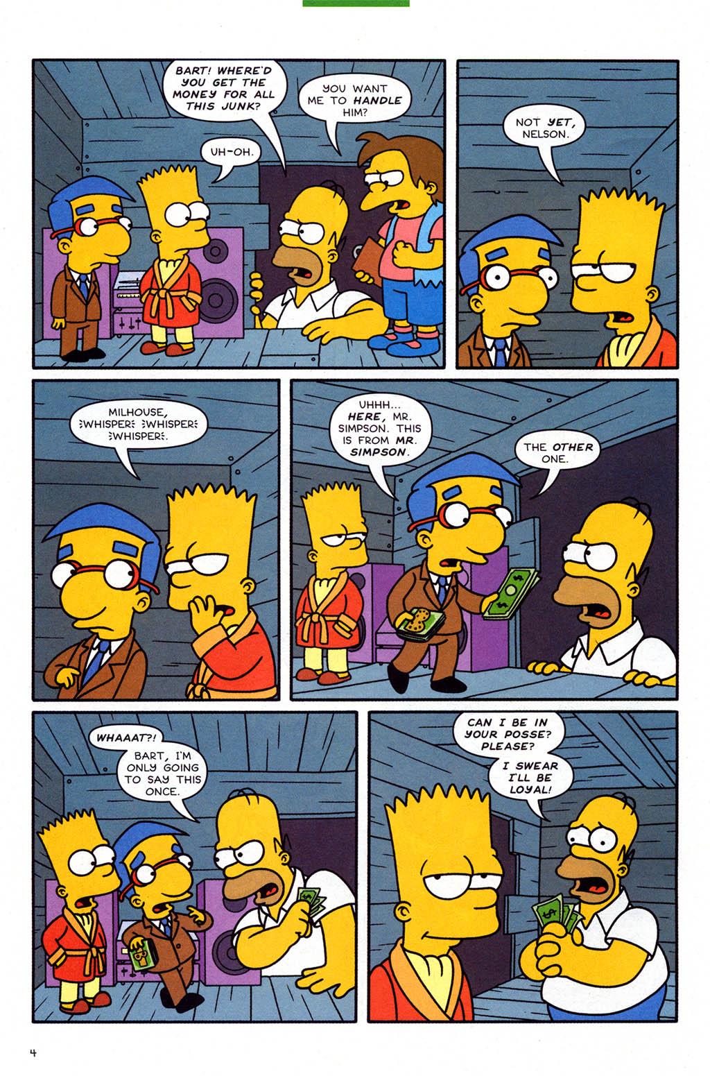 Read online Simpsons Comics Presents Bart Simpson comic -  Issue #23 - 6