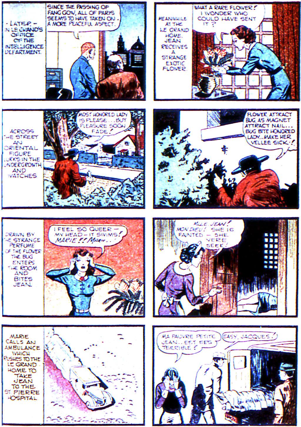 Read online Adventure Comics (1938) comic -  Issue #45 - 15