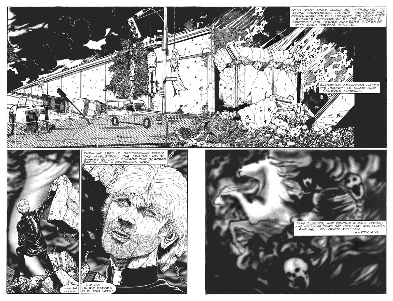 Read online Gunfighters in Hell comic -  Issue #5 - 21