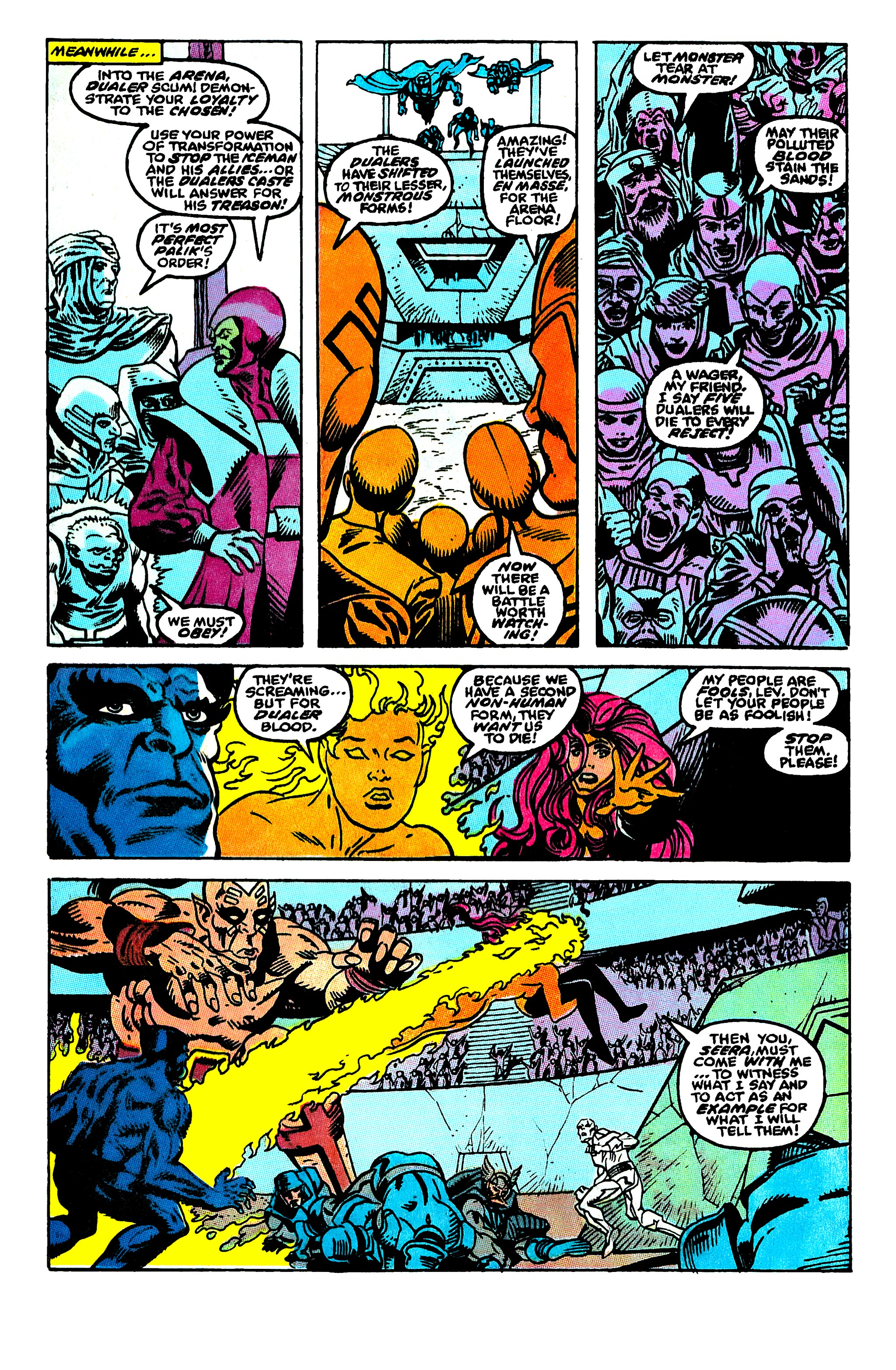 Read online X-Factor (1986) comic -  Issue #50 - 9