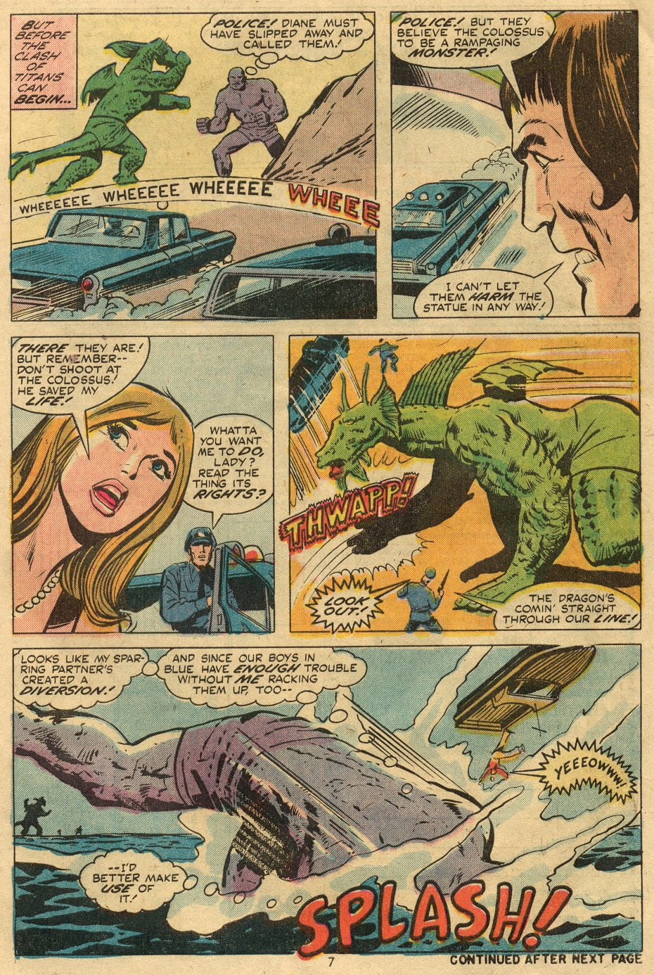 Read online Astonishing Tales (1970) comic -  Issue #24 - 5