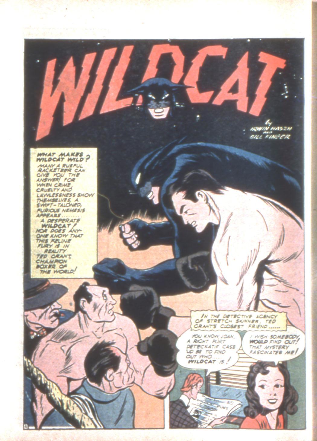 Read online Sensation (Mystery) Comics comic -  Issue #11 - 56