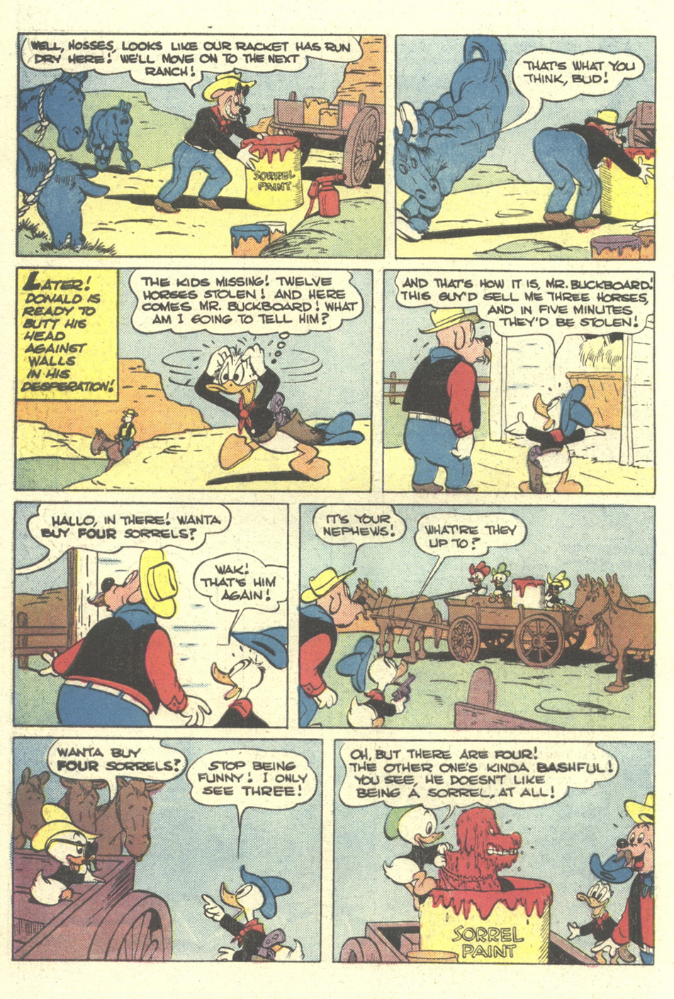 Walt Disney's Donald Duck (1986) issue 247 - Page 34