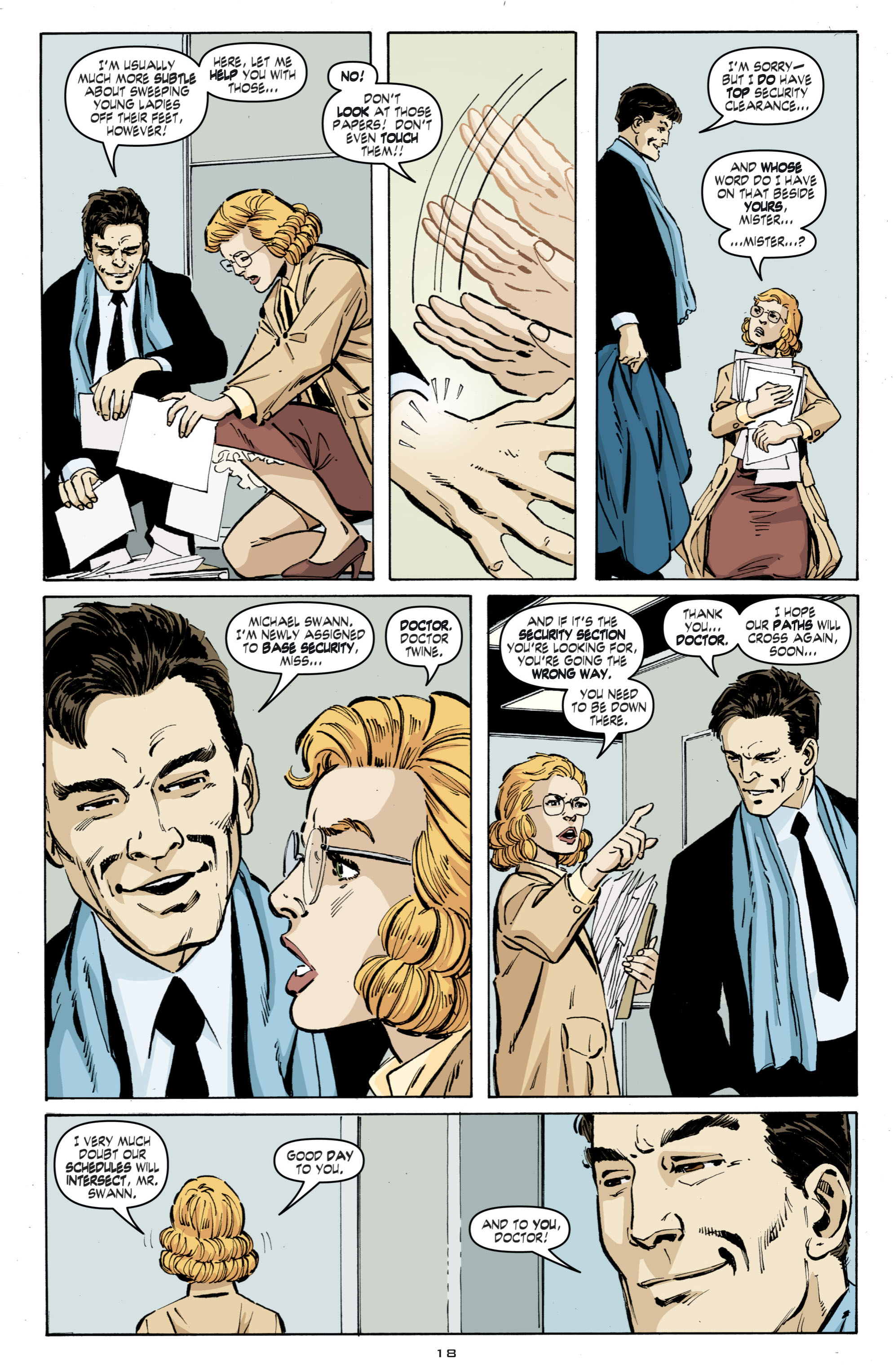 Read online Cold War comic -  Issue # TPB - 26