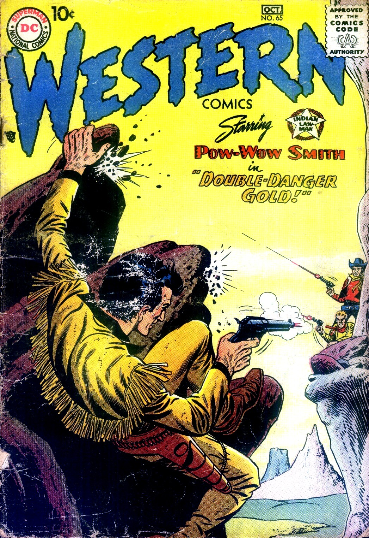 Western Comics 65 Page 1