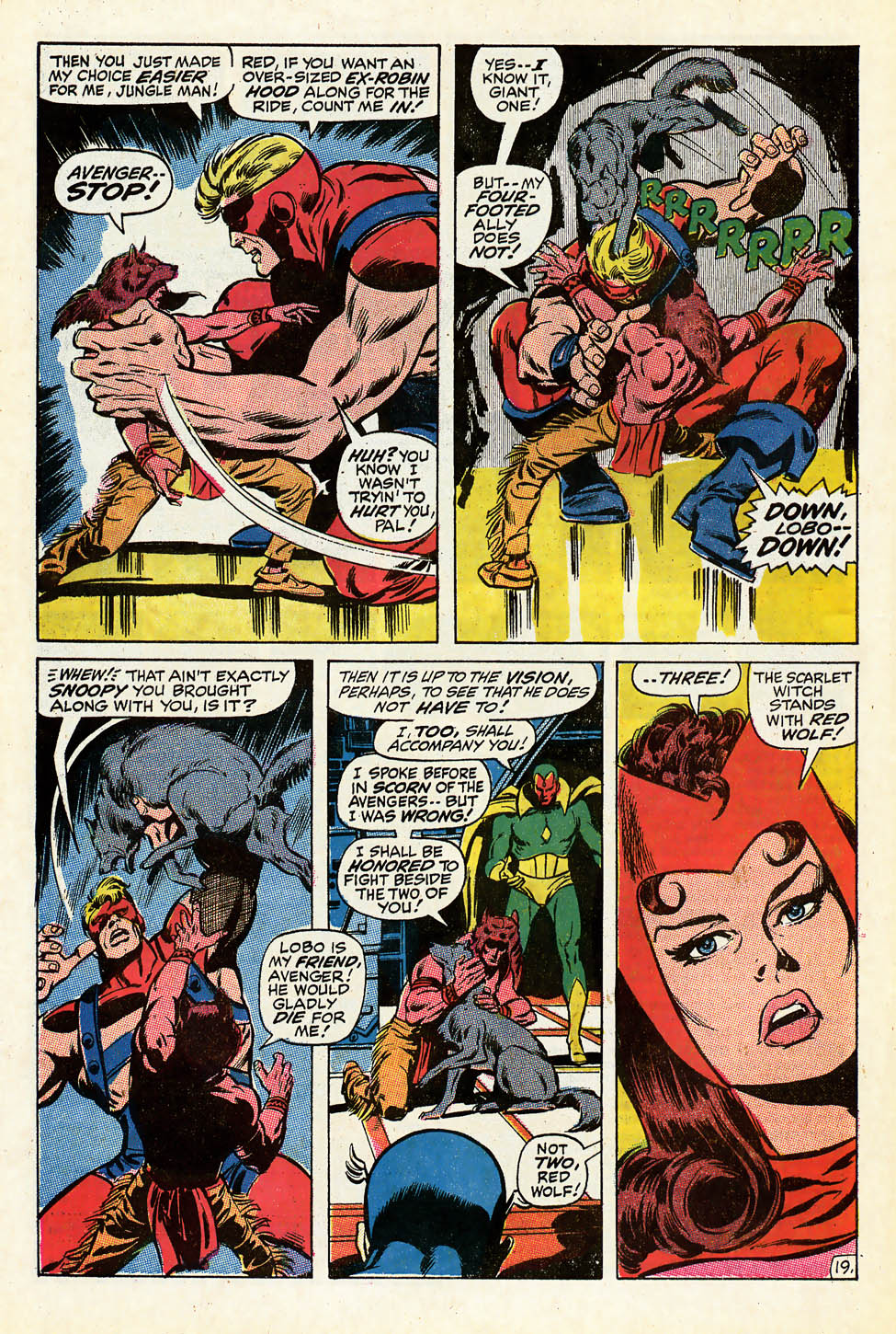 The Avengers (1963) 80 Page 19
