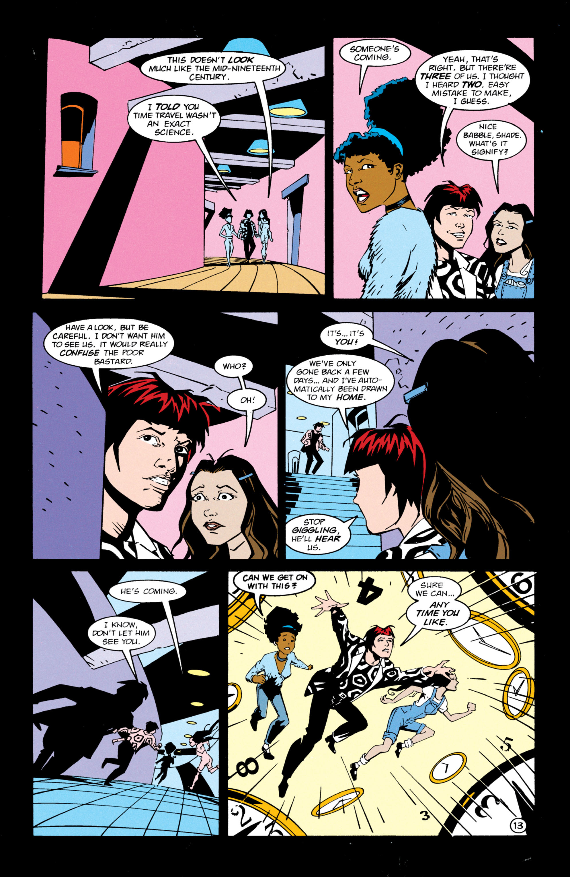 Read online Shade, the Changing Man comic -  Issue #63 - 14