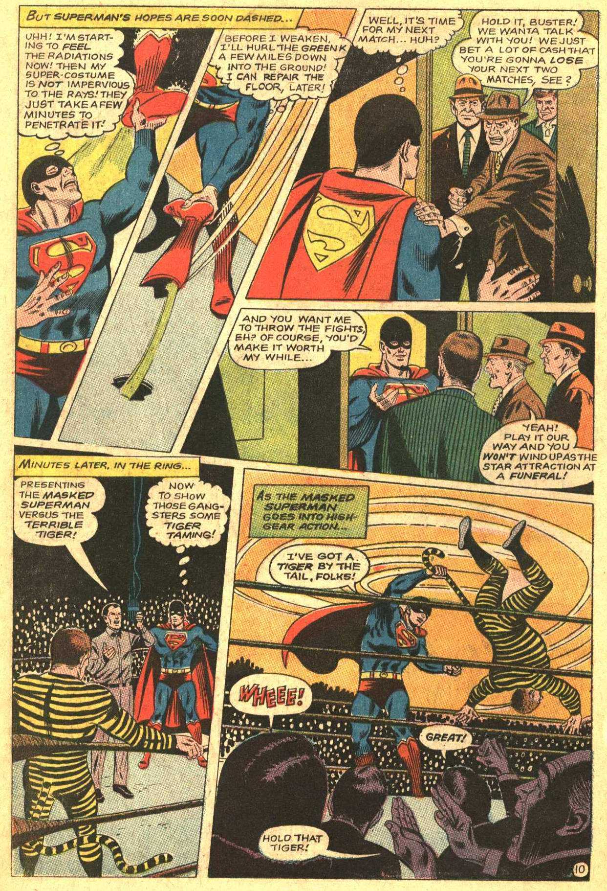 Read online Action Comics (1938) comic -  Issue #372 - 14