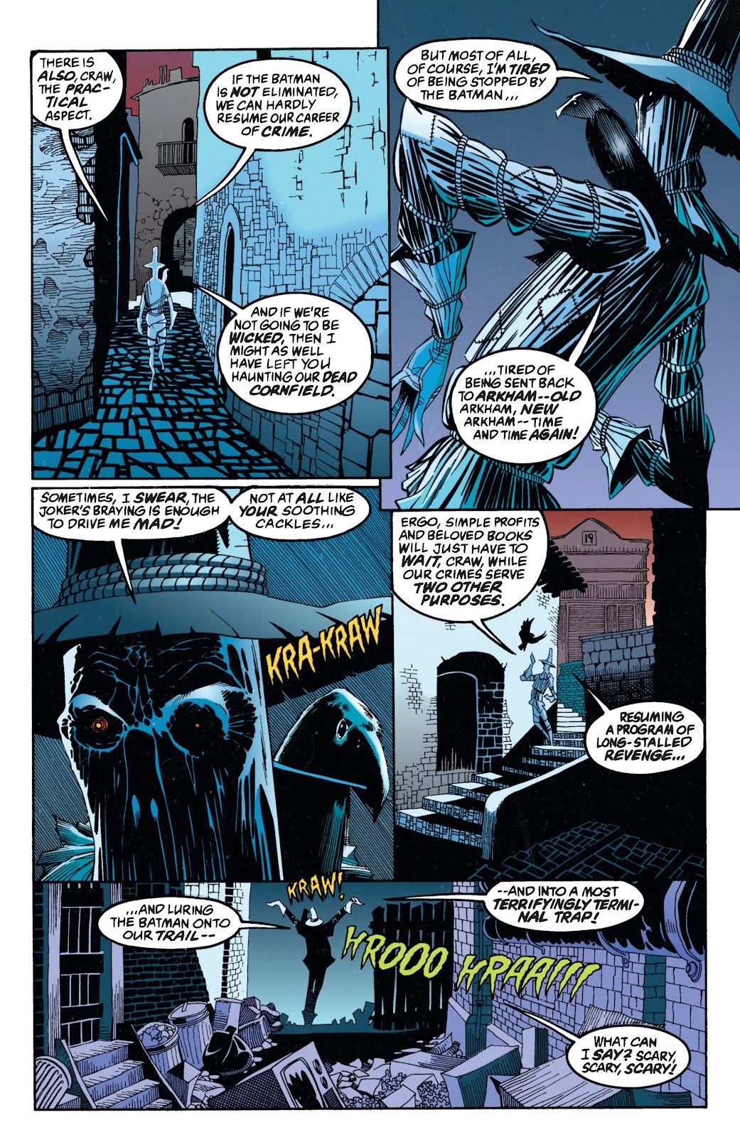 Read online Batman Arkham: Scarecrow comic -  Issue # TPB (Part 2) - 92