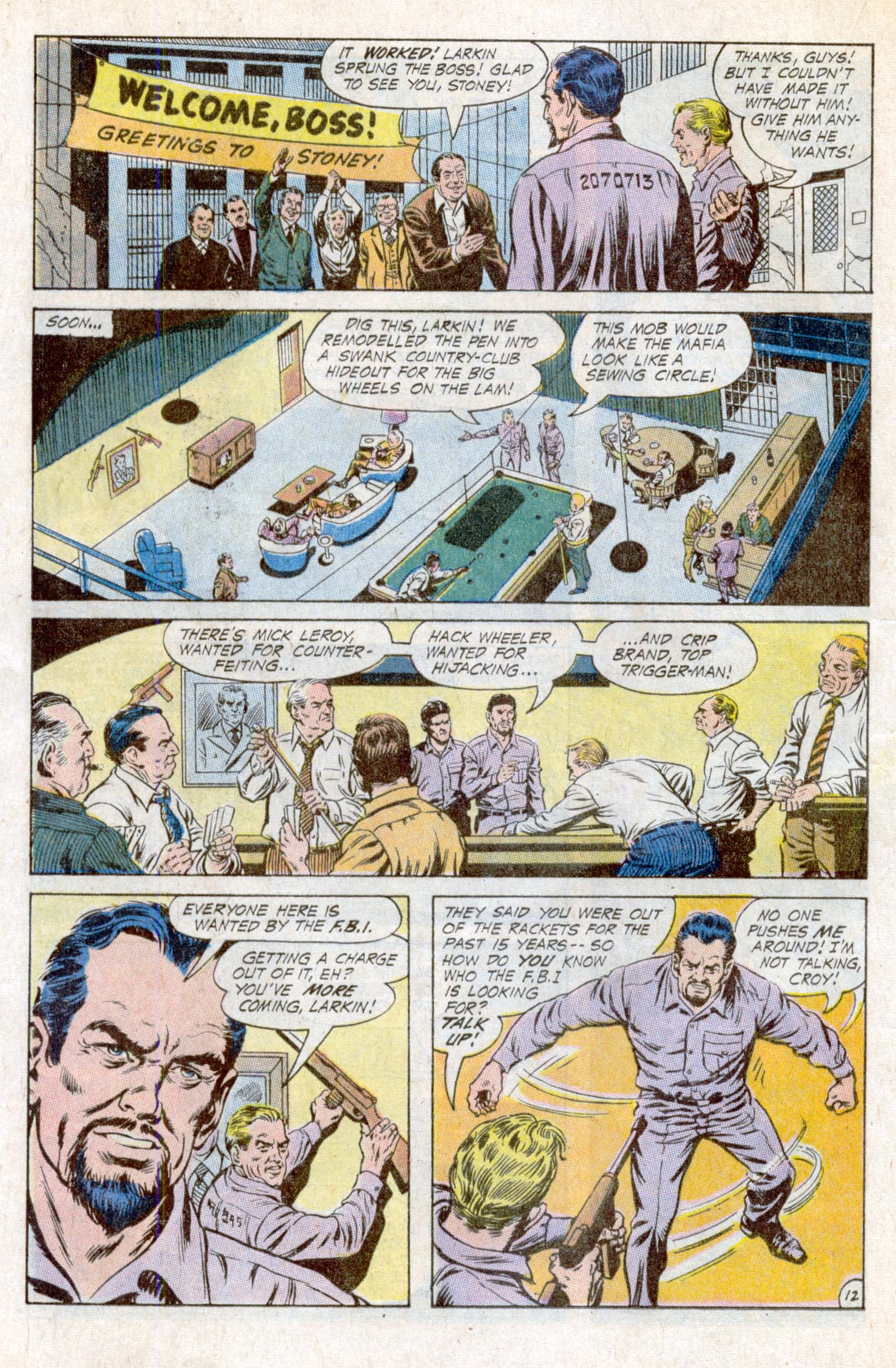 Read online Action Comics (1938) comic -  Issue #393 - 17