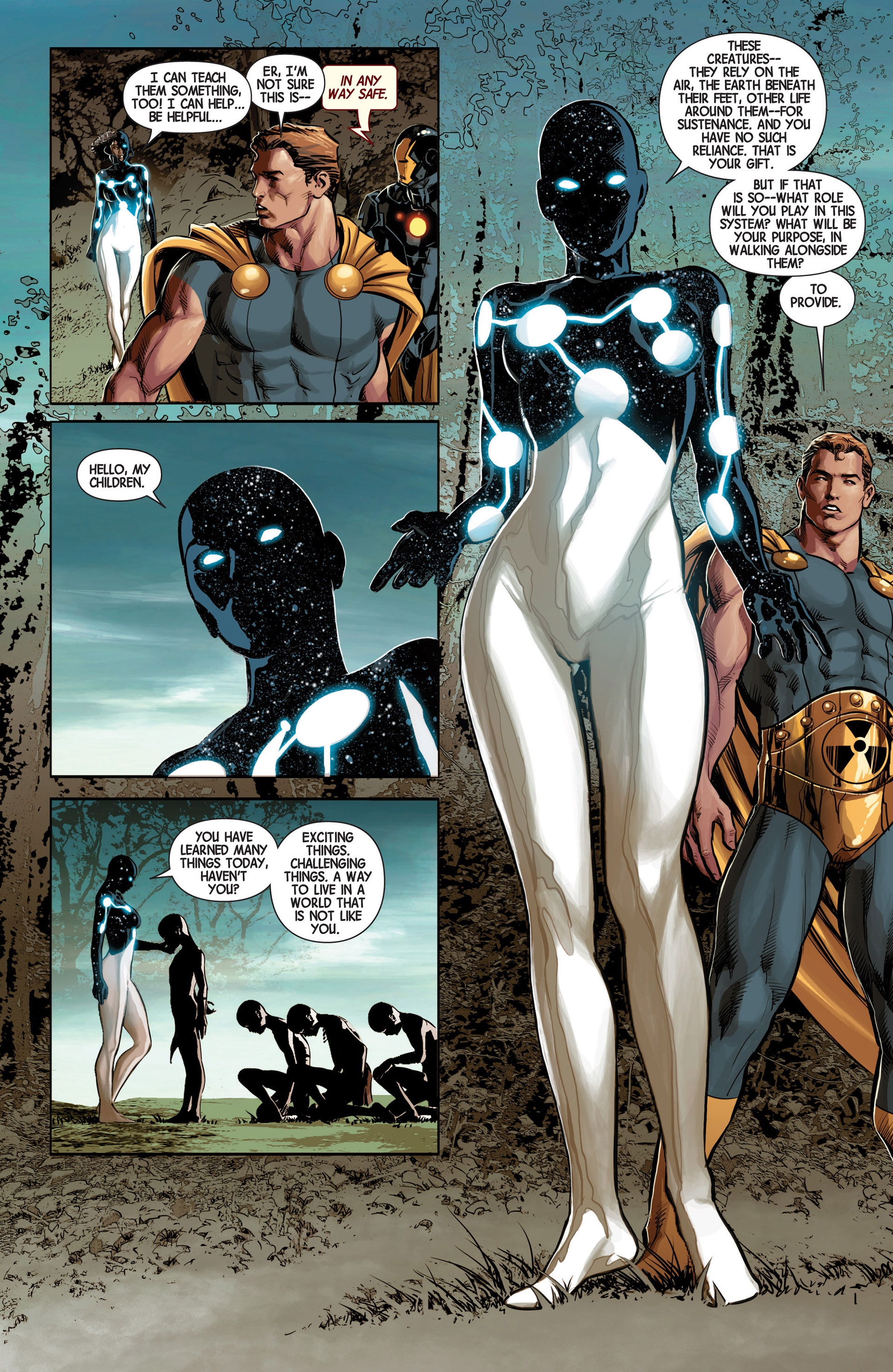Read online Avengers (2013) comic -  Issue #12 - 20