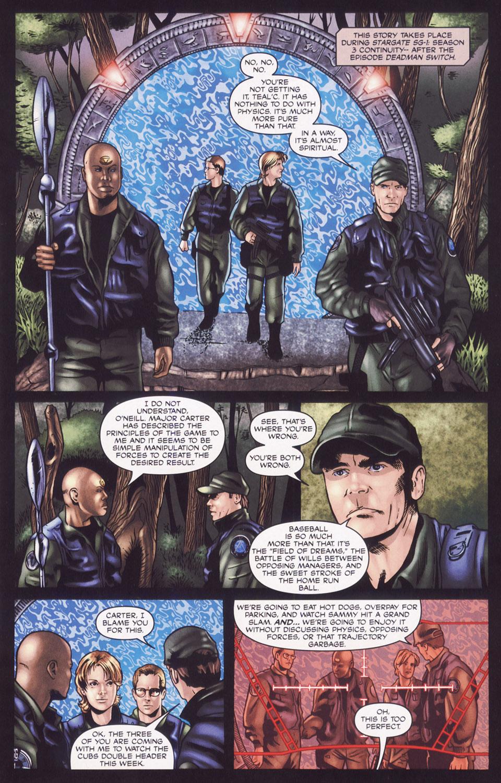 Read online Stargate SG-1: Aris Boch comic -  Issue # Full - 3
