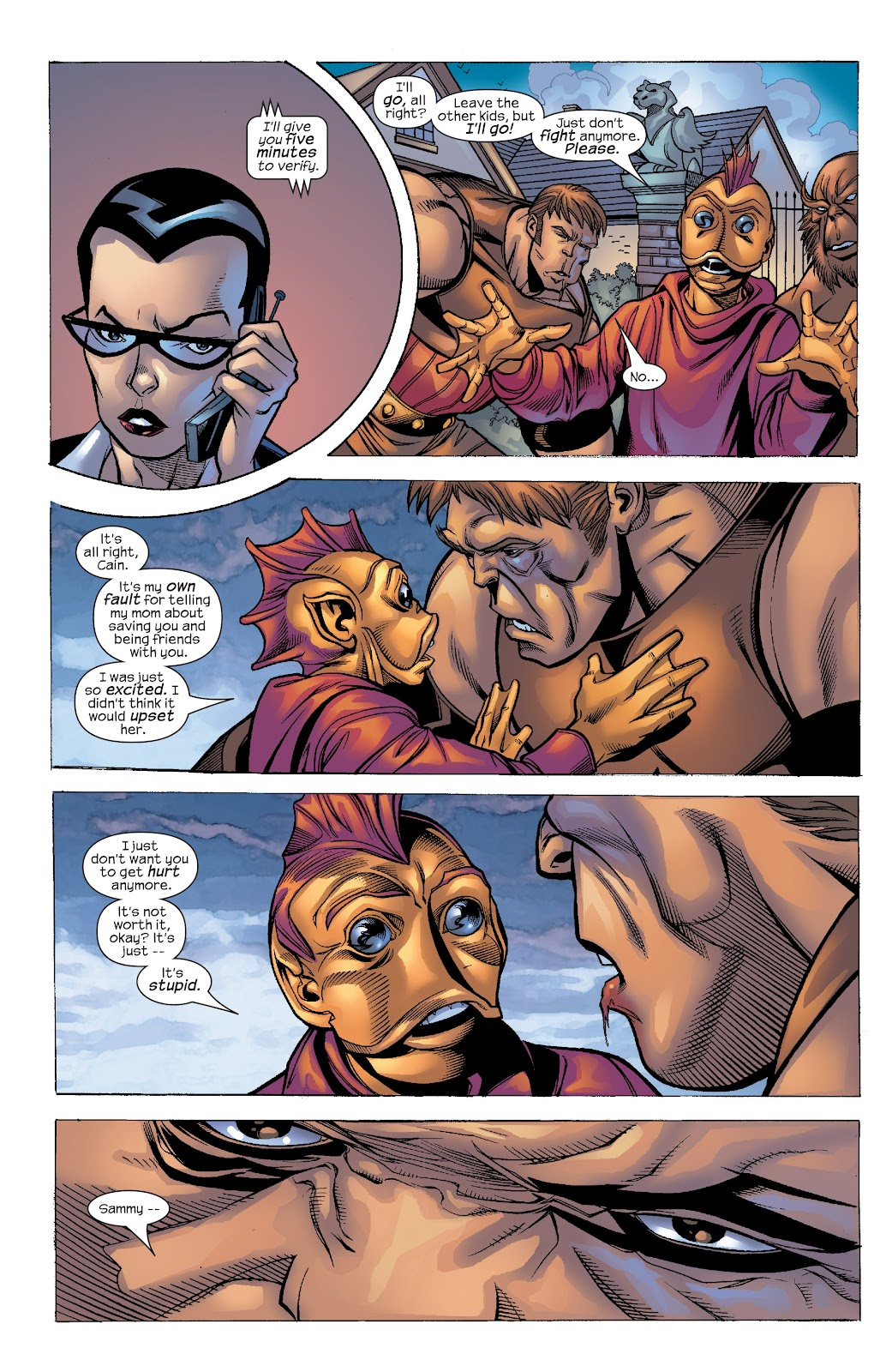 Read online X-Men: Unstoppable comic -  Issue # TPB (Part 4) - 68