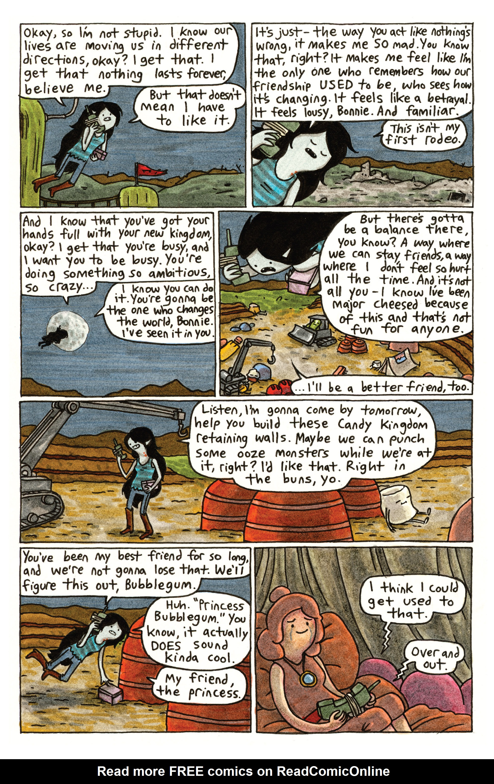 Read online Adventure Time comic -  Issue #Adventure Time _TPB 6 - 20