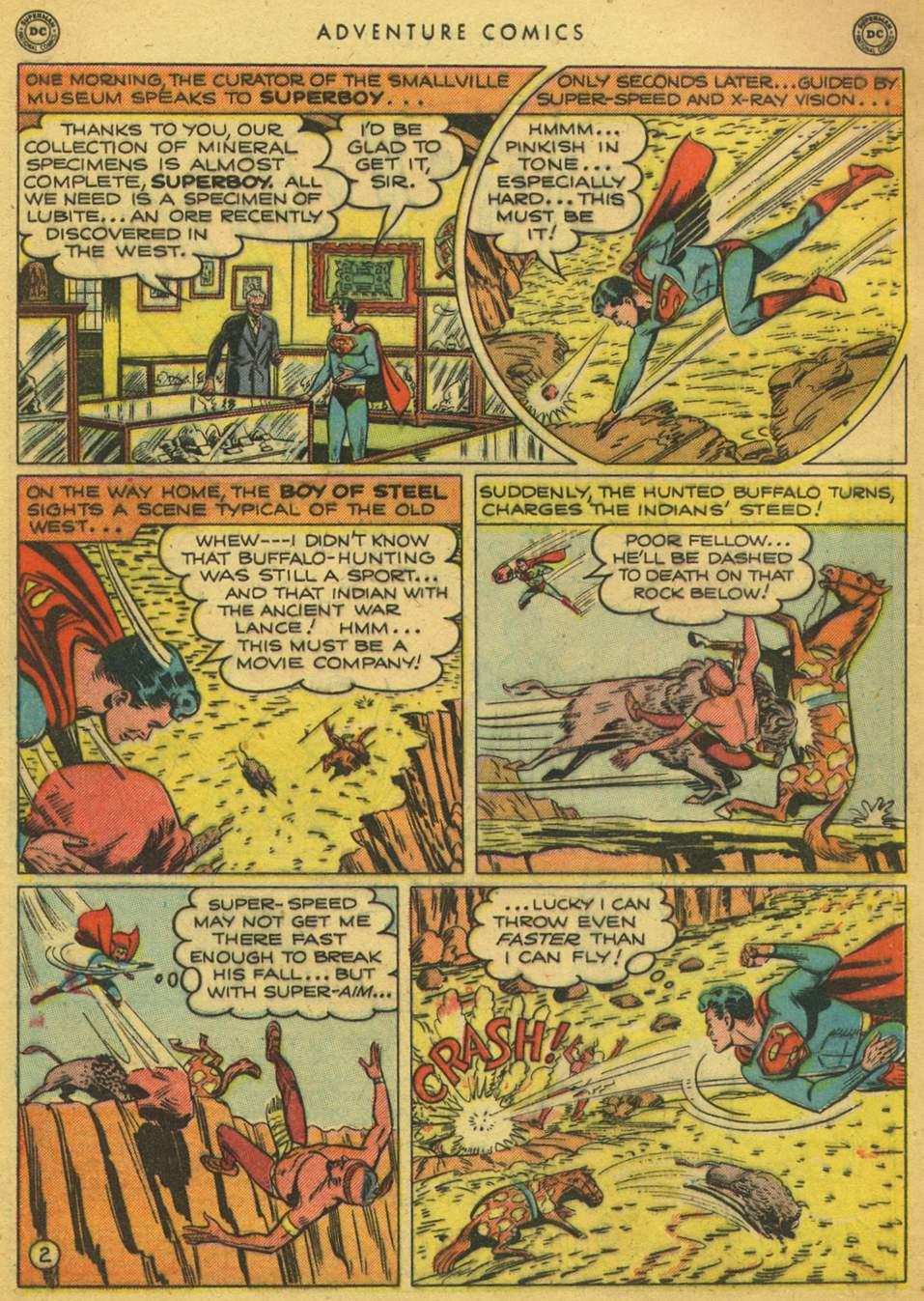 Read online Adventure Comics (1938) comic -  Issue #164 - 4