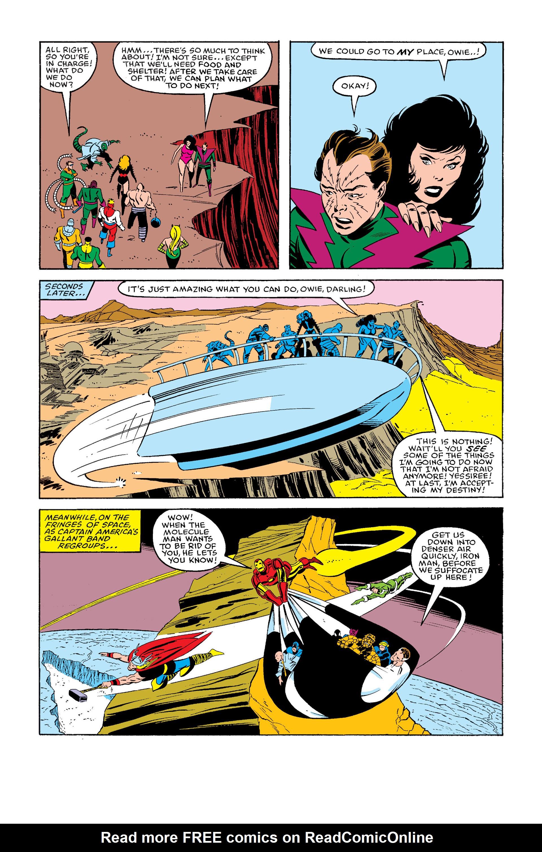 Read online Secret Wars (1985) comic -  Issue #11 - 7