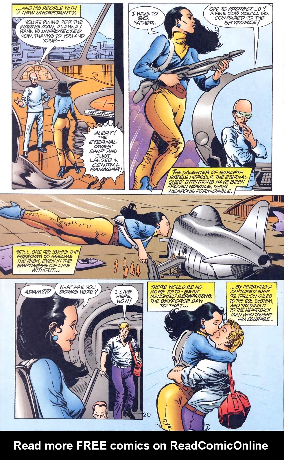 Read online Adventures of Superman (1987) comic -  Issue #570 - 22