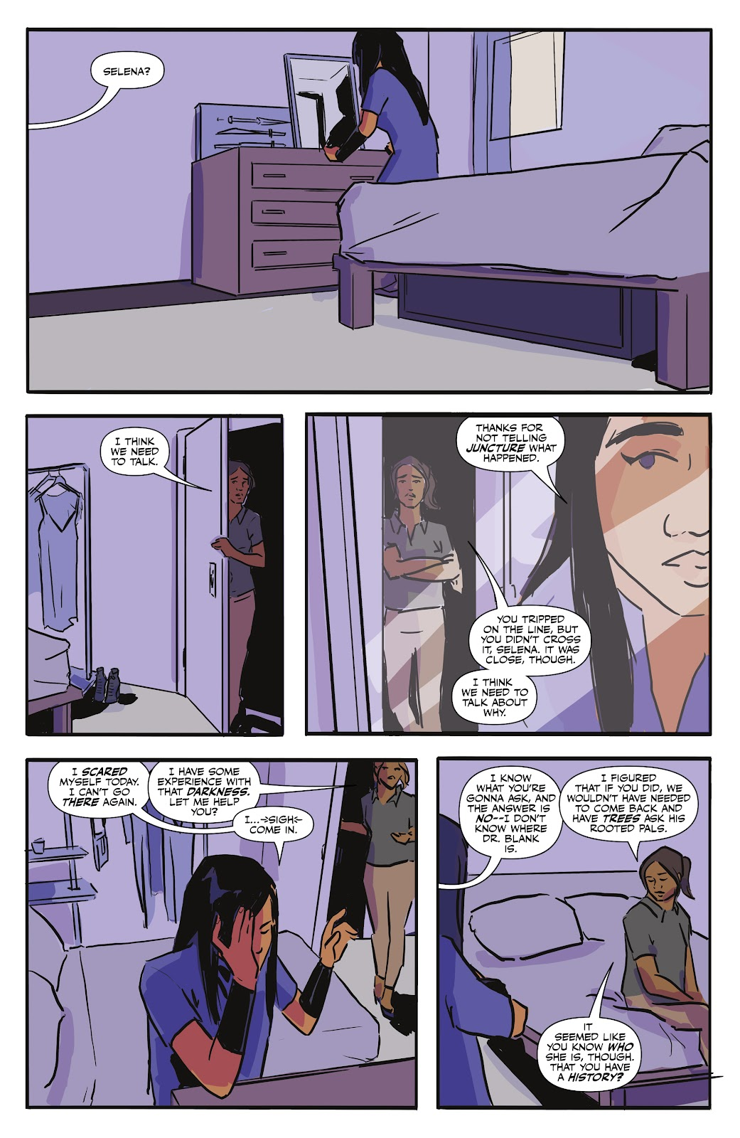 Read online Black (AF): Devil's Dye comic -  Issue #2 - 23