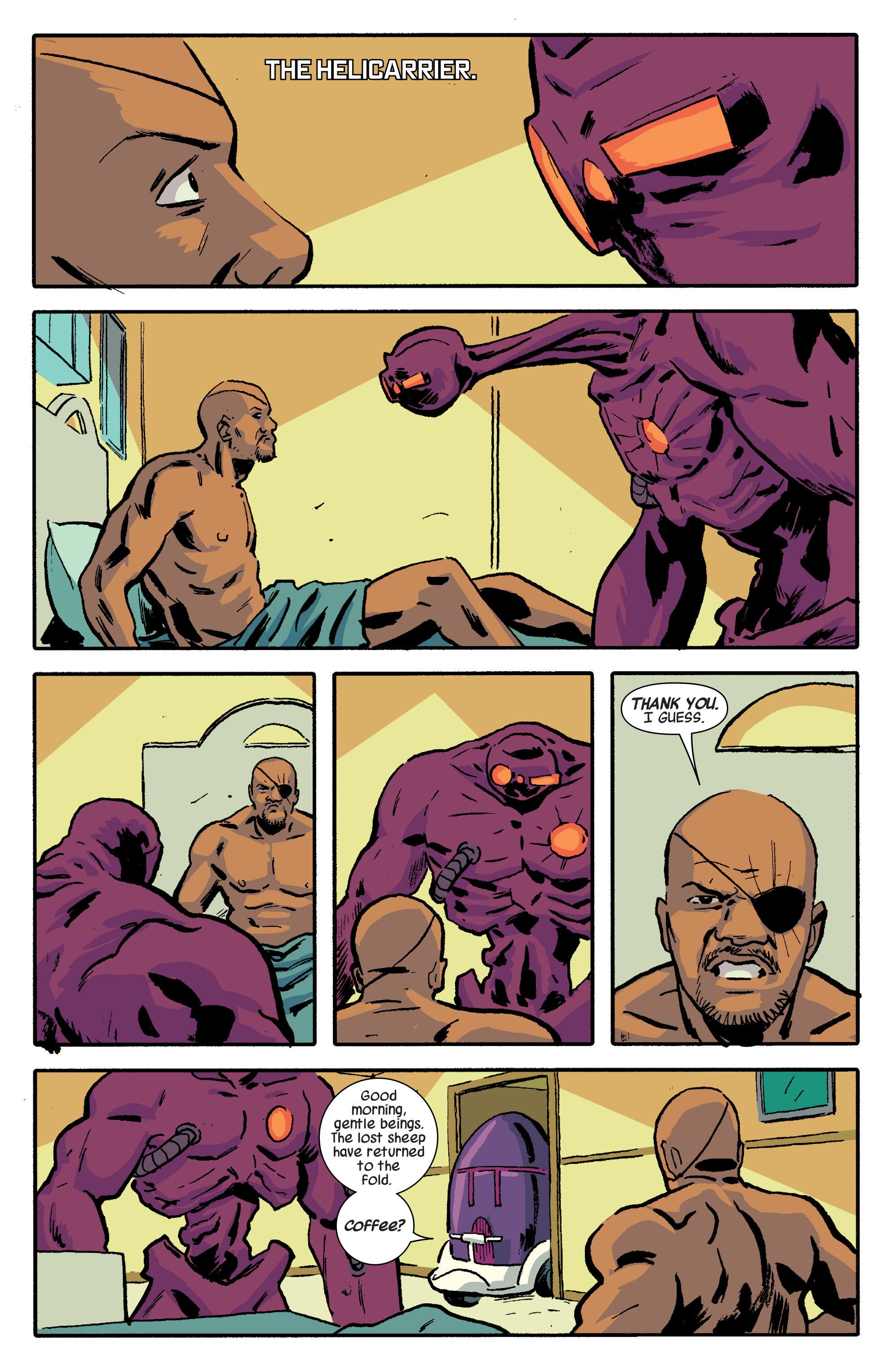 Read online Secret Avengers (2014) comic -  Issue #12 - 13