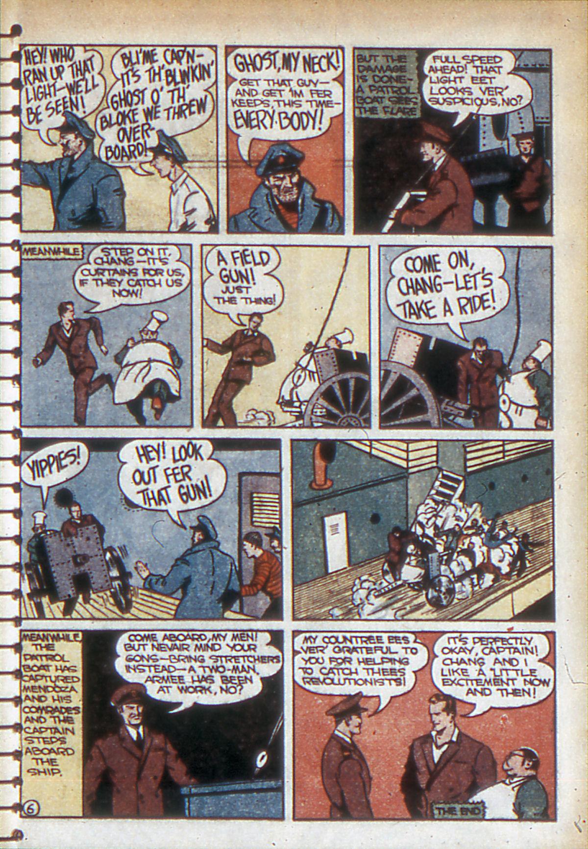Read online Adventure Comics (1938) comic -  Issue #53 - 46