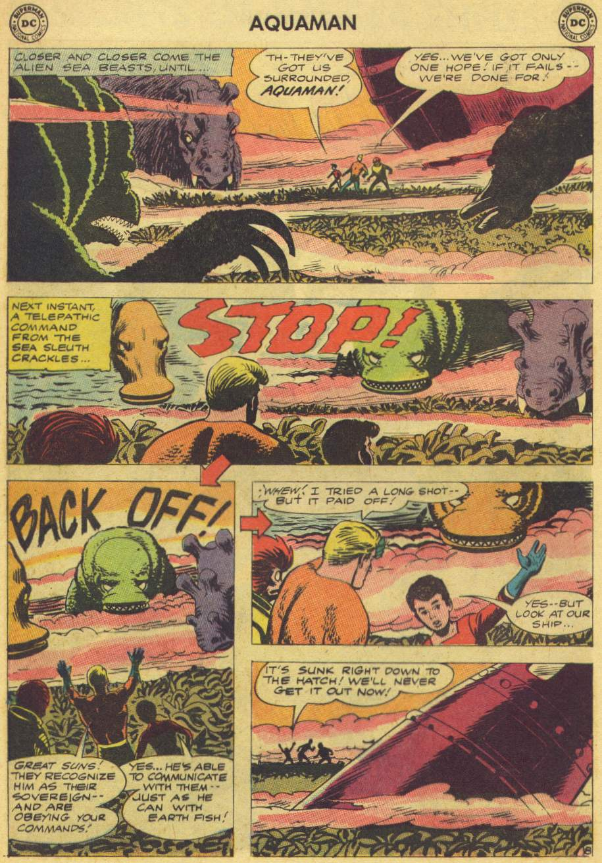 Read online Aquaman (1962) comic -  Issue #8 - 24