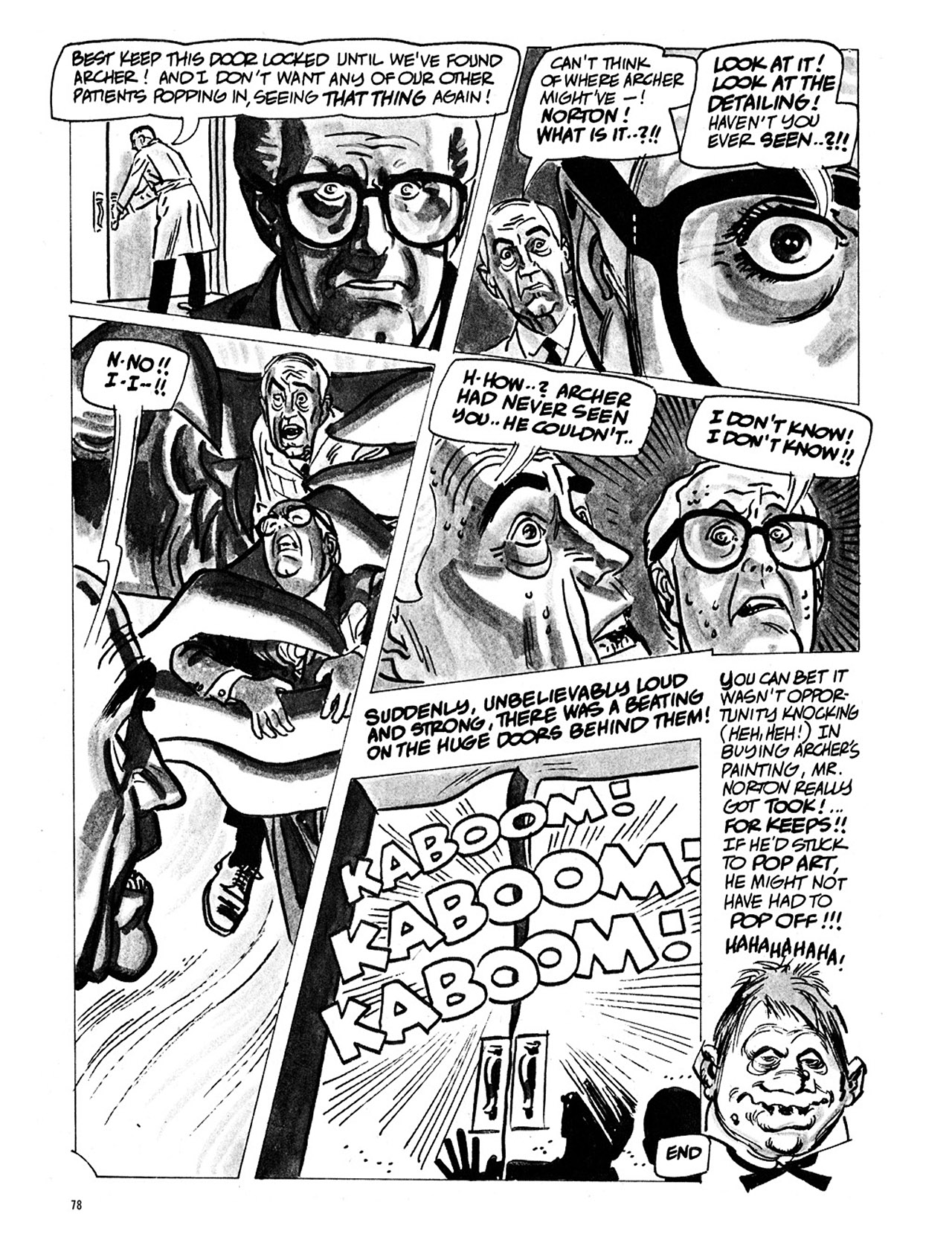 Read online Eerie Archives comic -  Issue # TPB 1 - 79
