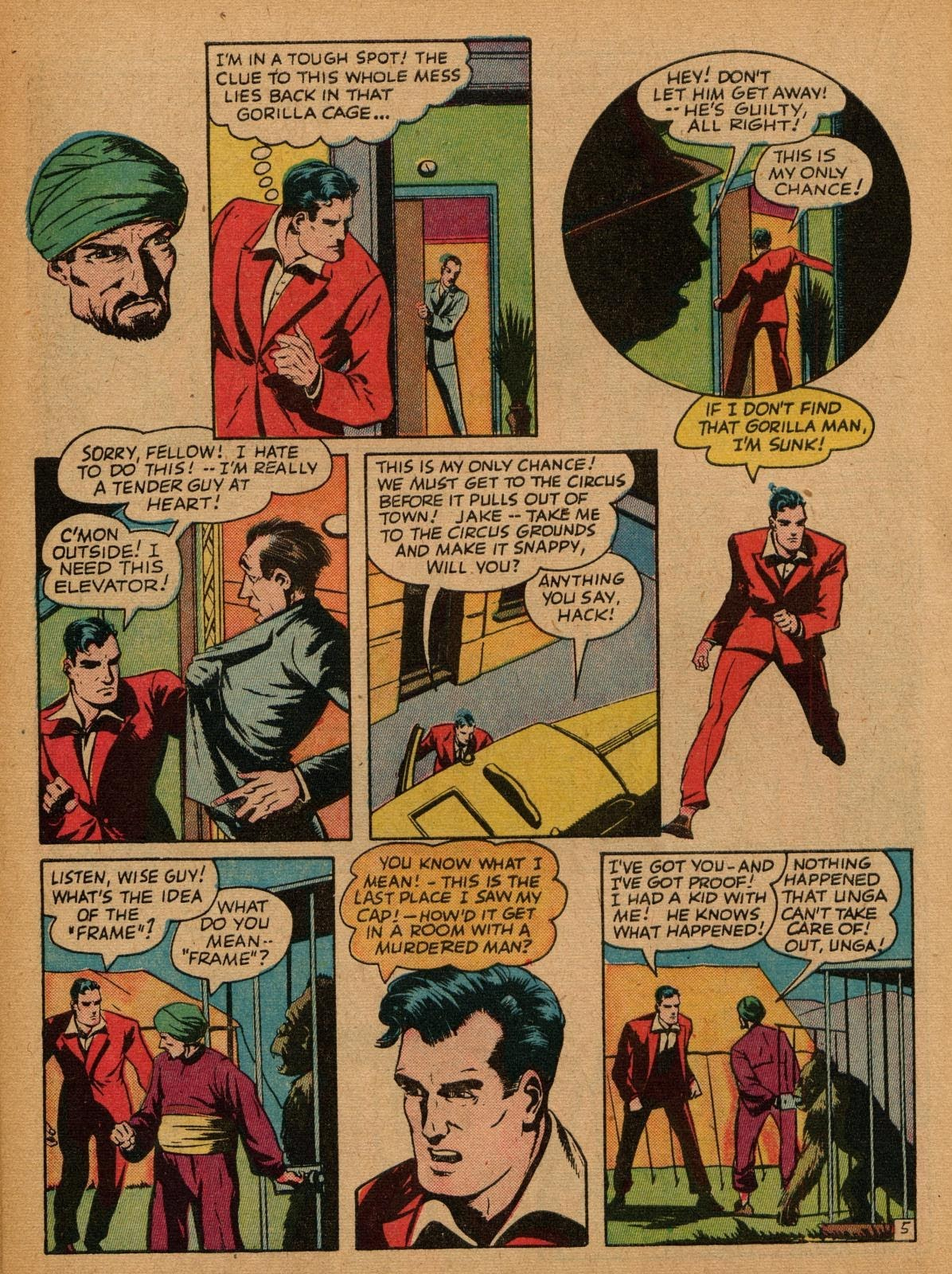 Crack Comics issue 30 - Page 40
