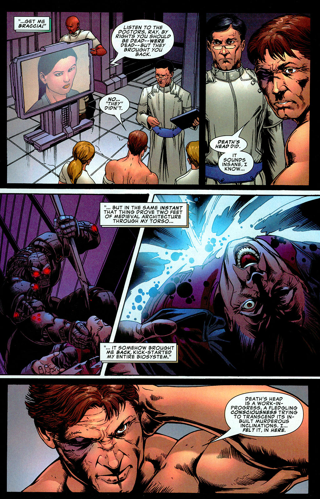 Read online Amazing Fantasy (2004) comic -  Issue #20 - 6