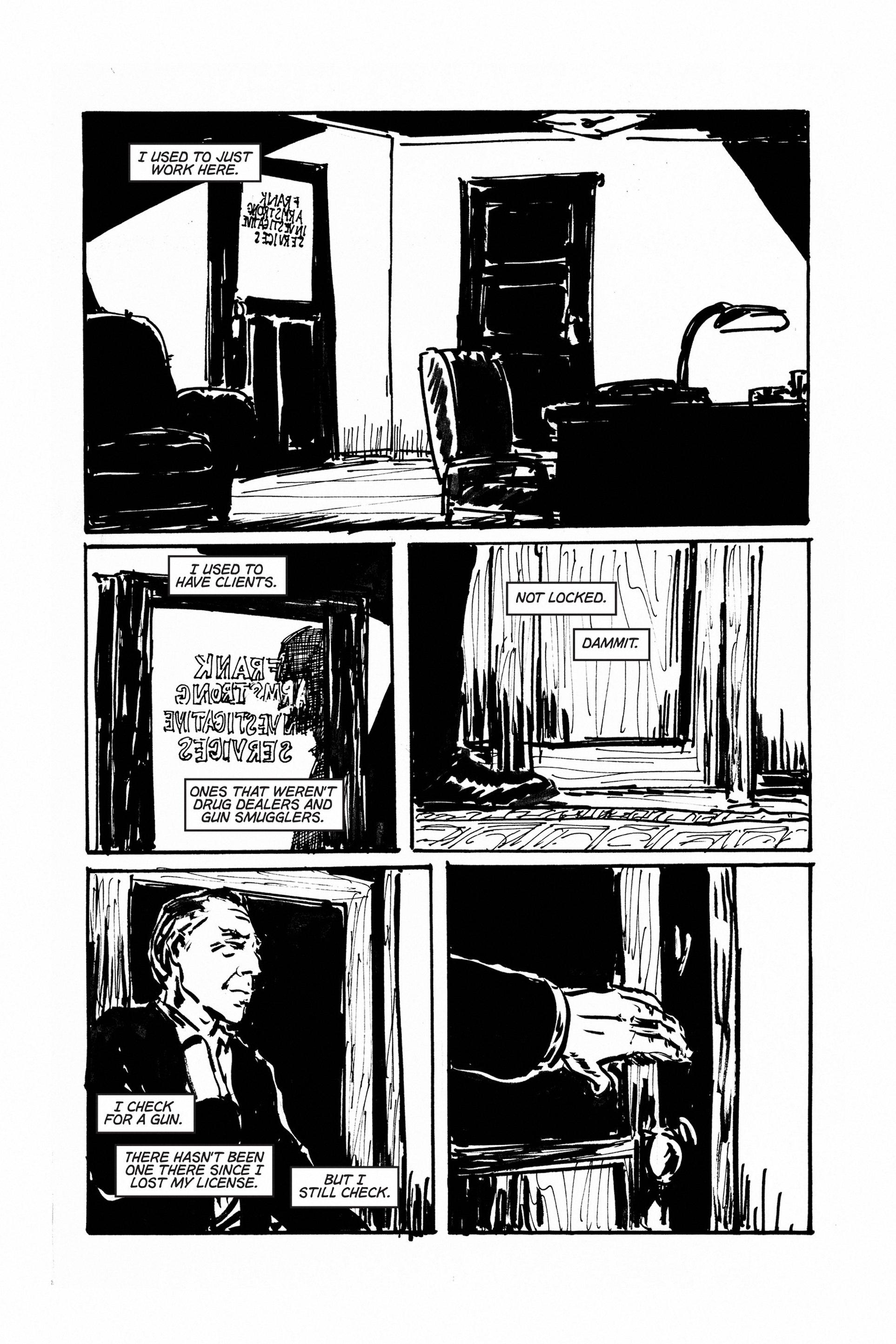 Read online Tumor comic -  Issue # TPB - 29
