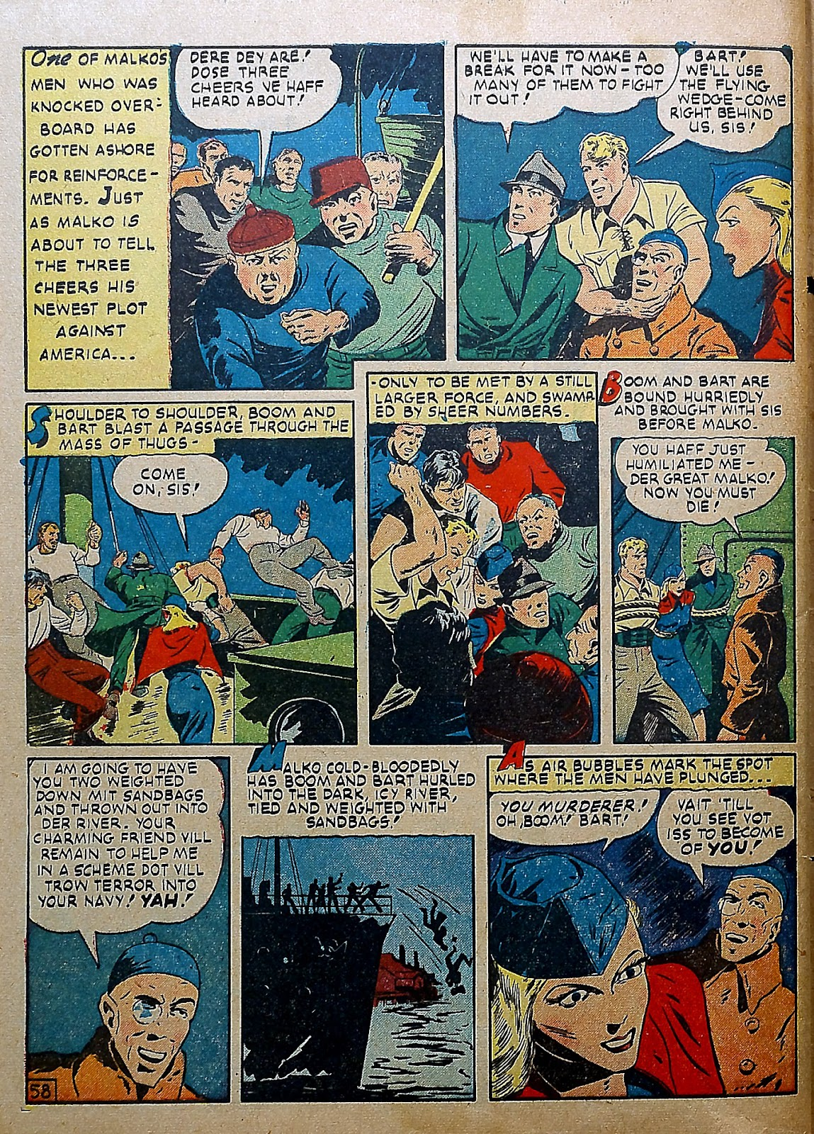 Our Flag Comics issue 5 - Page 55