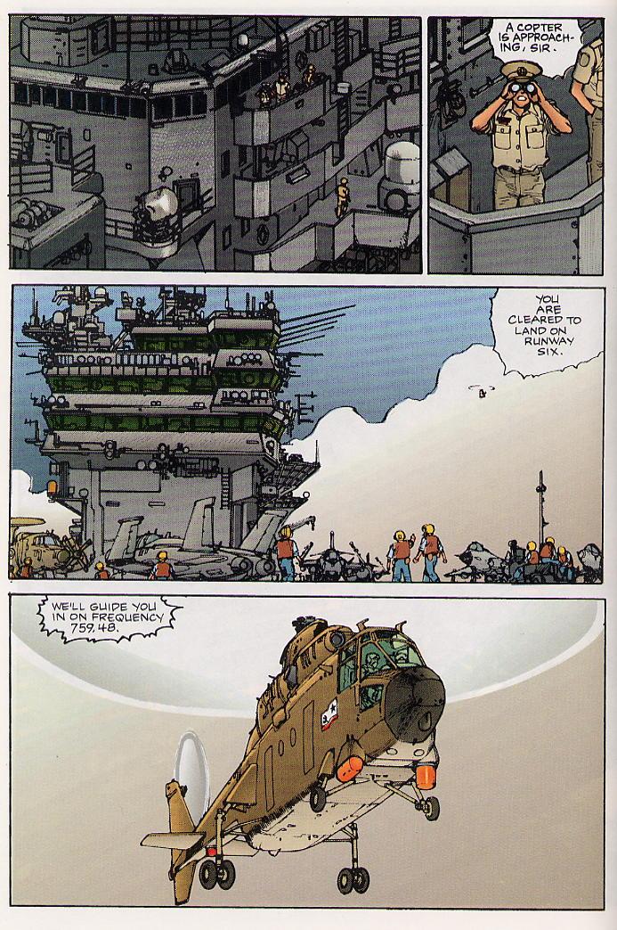 Read online Akira comic -  Issue #24 - 10