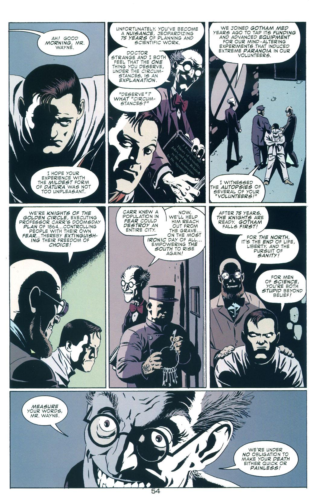 Read online Batman: Detective #27 comic -  Issue #27 TPB - 60