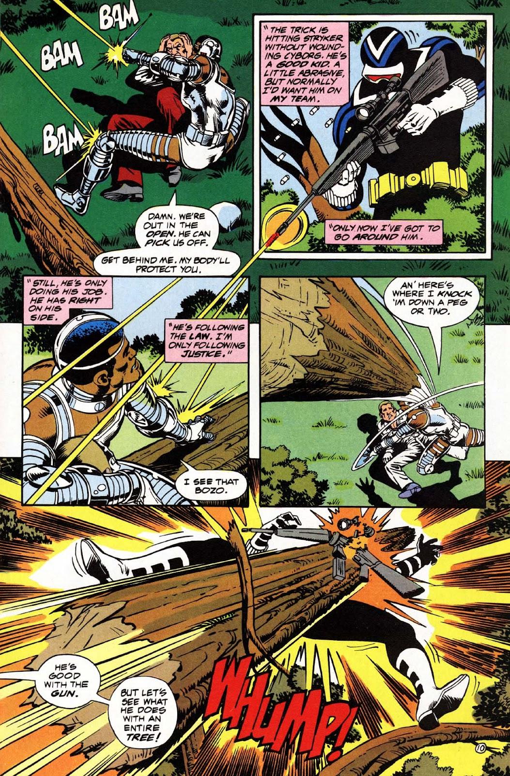 Vigilante (1983) issue 3 - Page 11