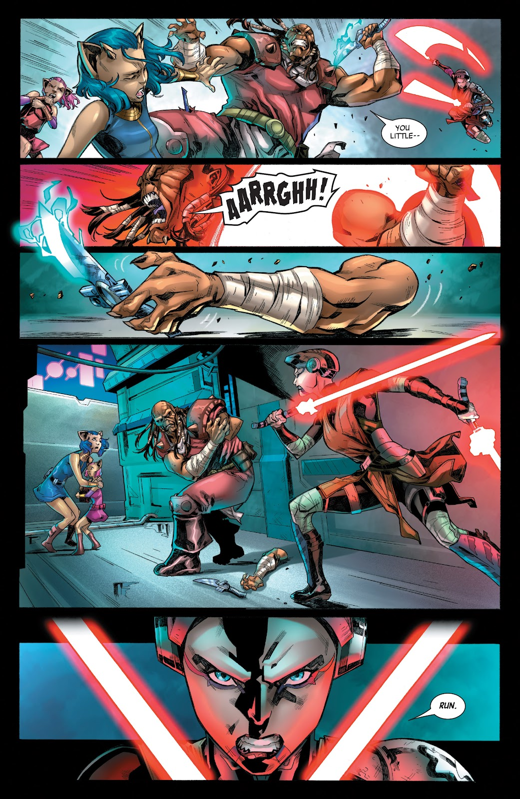 Read online Star Wars: Age of Republic Special comic -  Issue # Full - 21