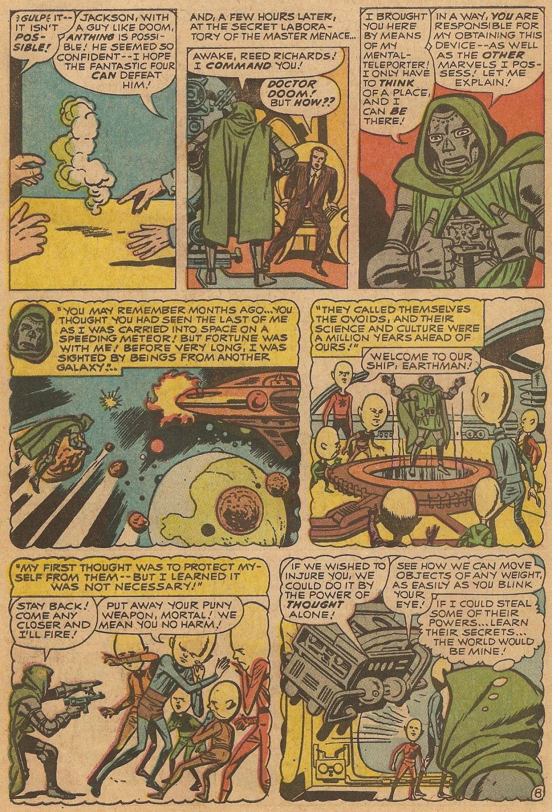 Marvel Collectors' Item Classics issue 8 - Page 10