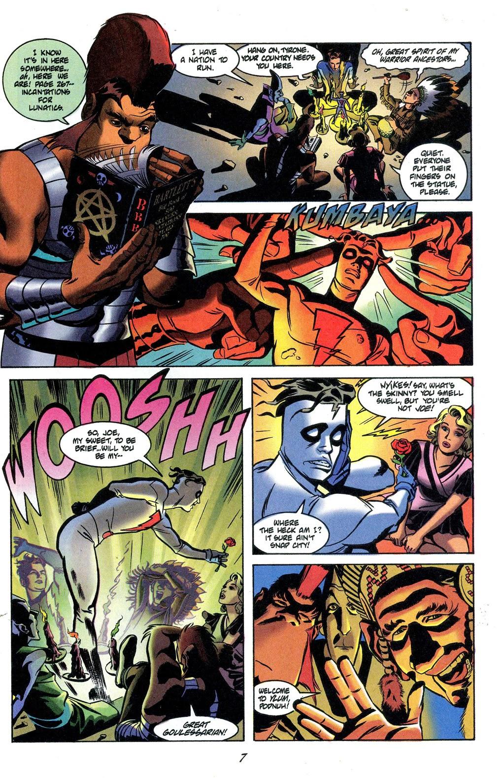 Read online Nexus Meets Madman comic -  Issue # Full - 9