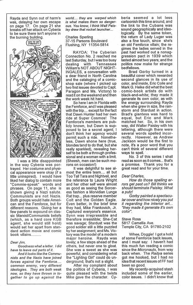 Femforce Issue #112 #112 - English 27