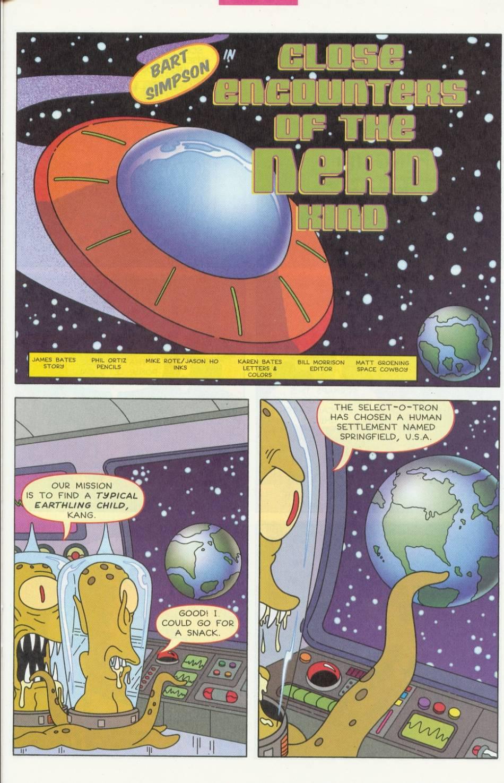 Read online Simpsons Comics Presents Bart Simpson comic -  Issue #1 - 20