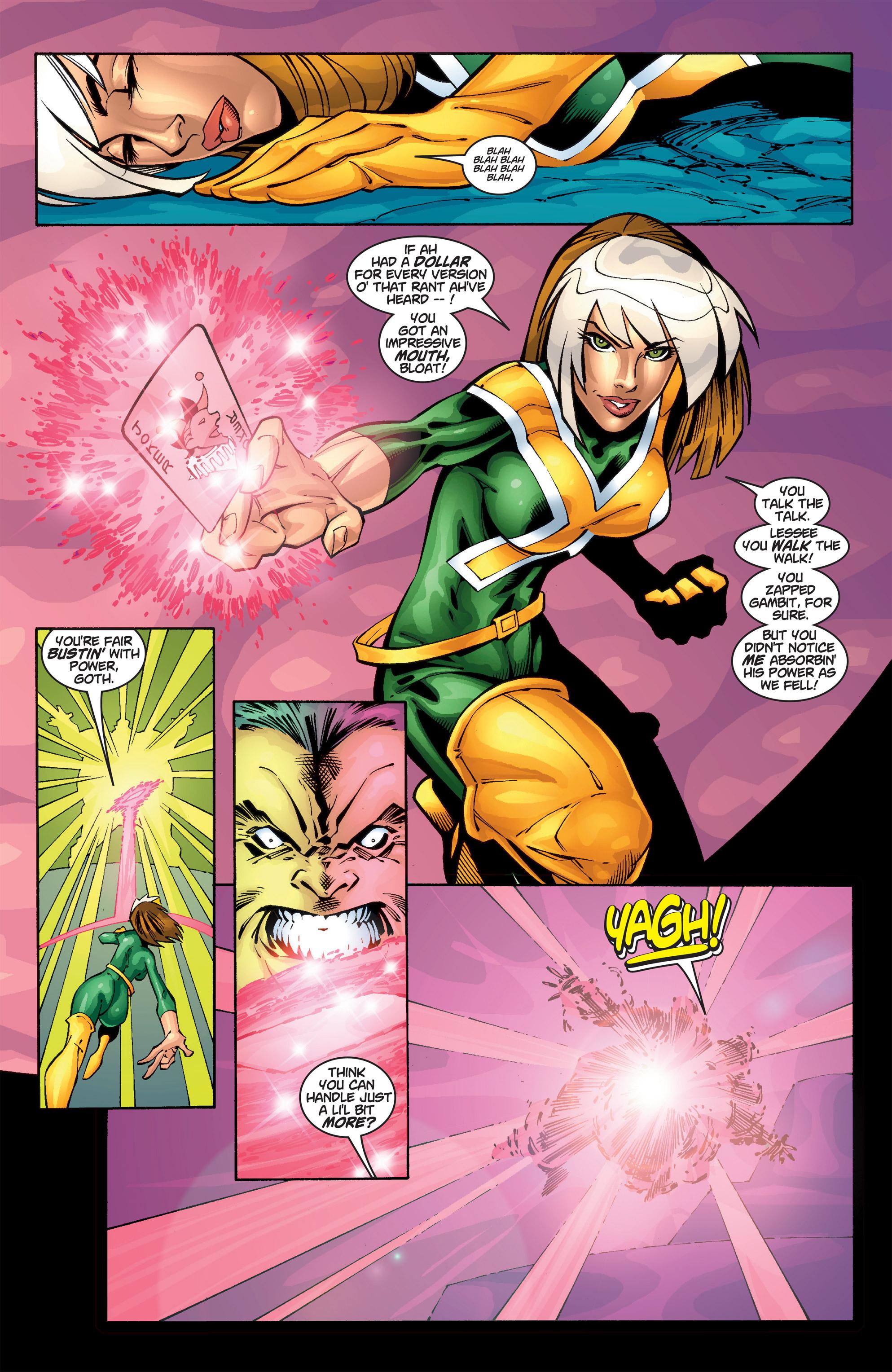 Read online Uncanny X-Men (1963) comic -  Issue #385 - 22