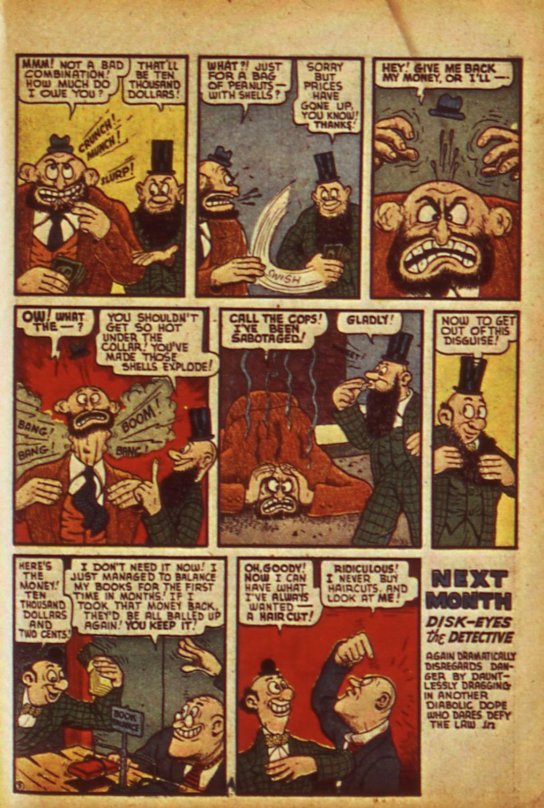 USA Comics issue 7 - Page 45