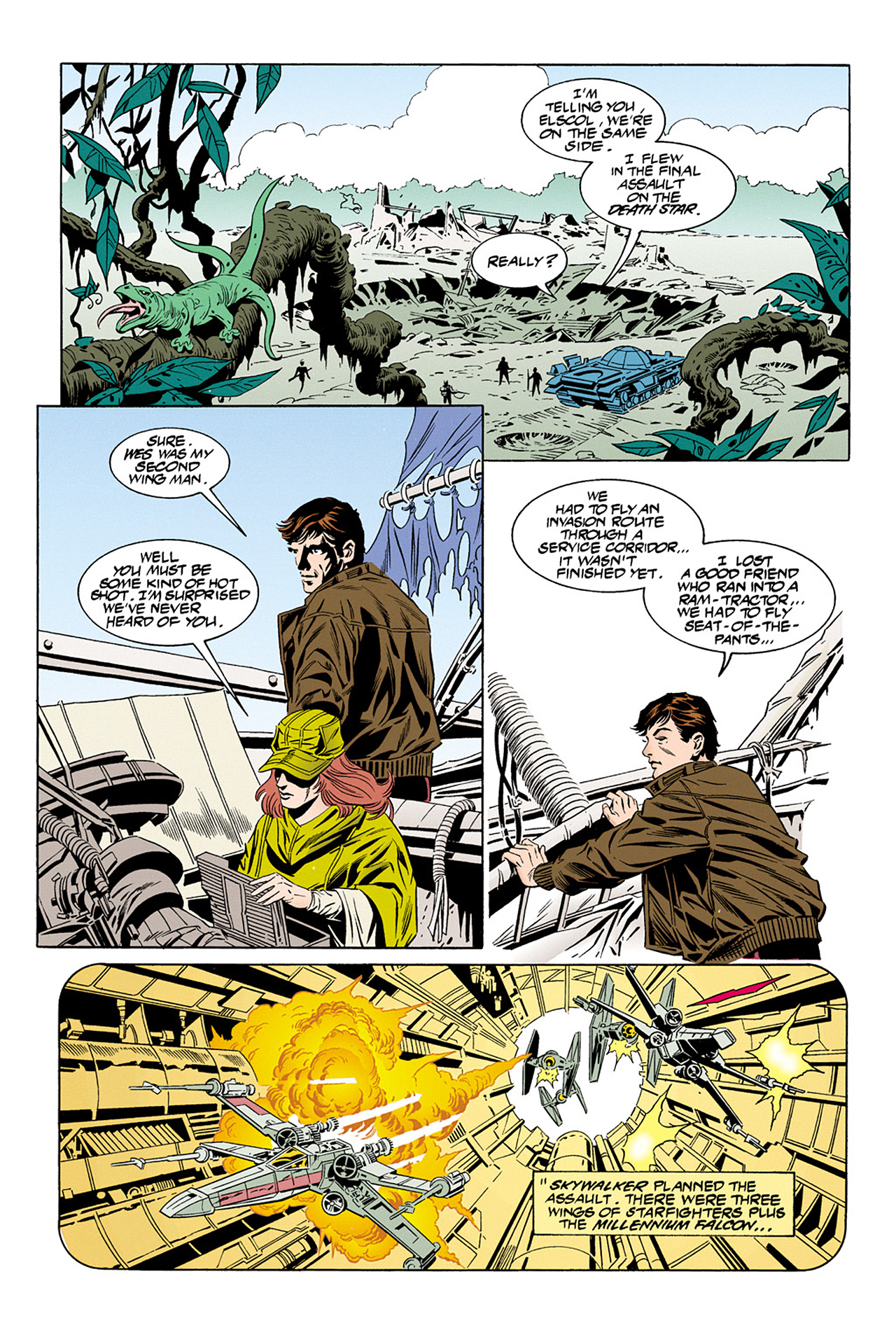 Read online Star Wars Omnibus comic -  Issue # Vol. 1 - 95