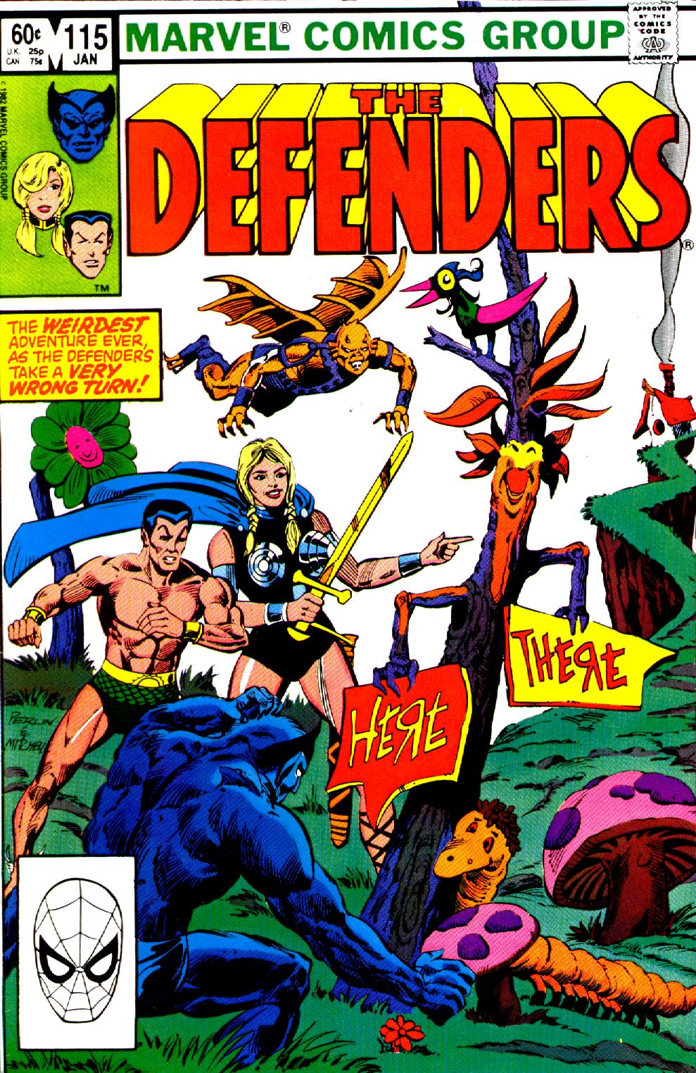The Defenders (1972) 115 Page 1