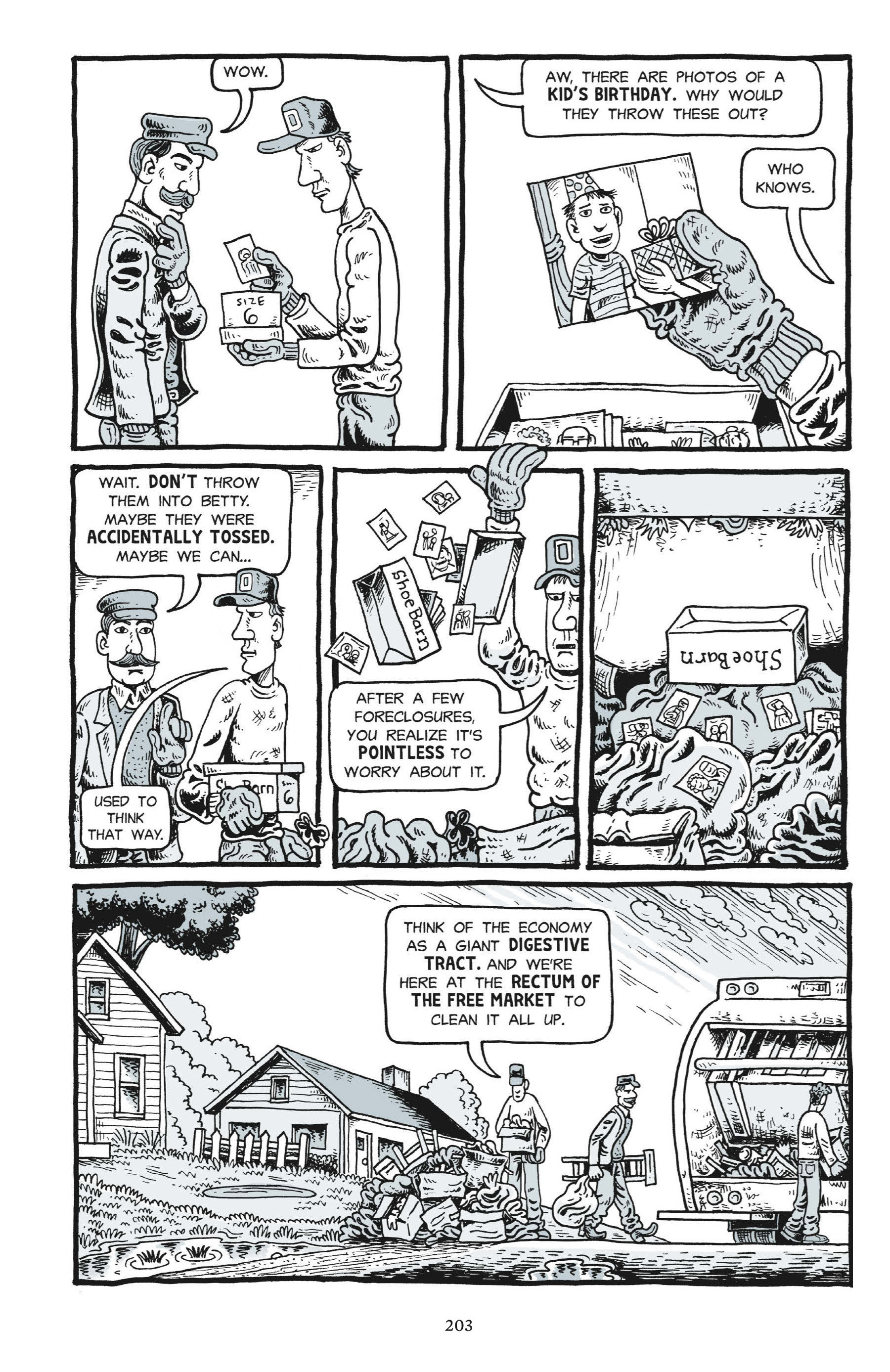 Read online Trashed comic -  Issue # Full - 195