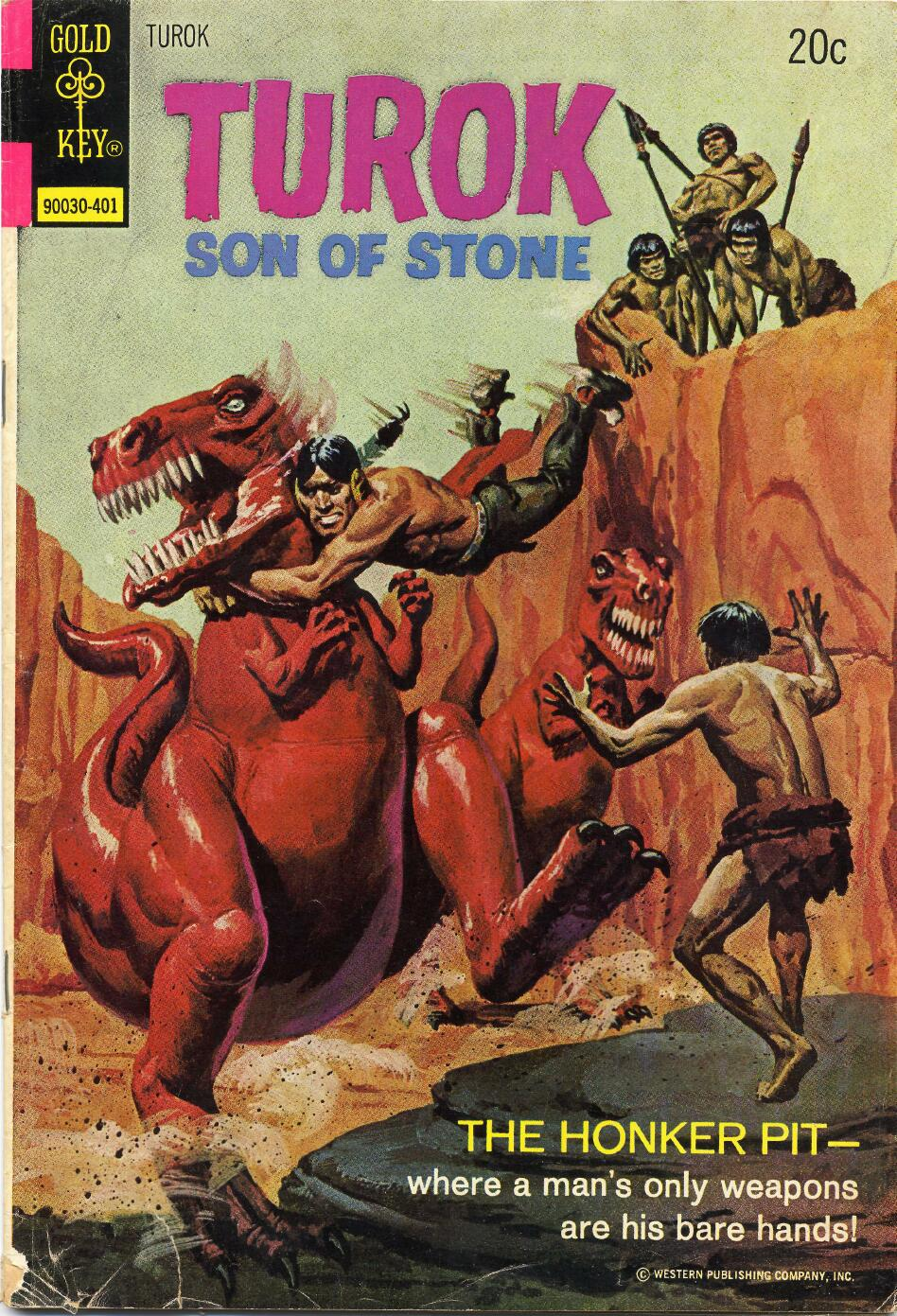 Read online Turok, Son of Stone comic -  Issue #88 - 1