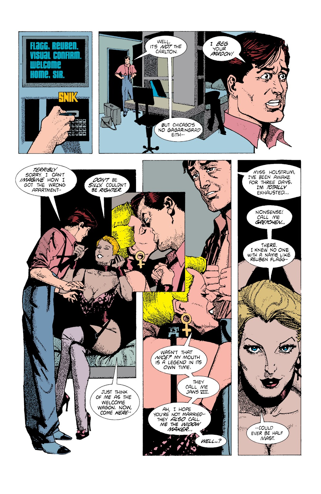 American Flagg! issue Definitive Collection (Part 1) - Page 31